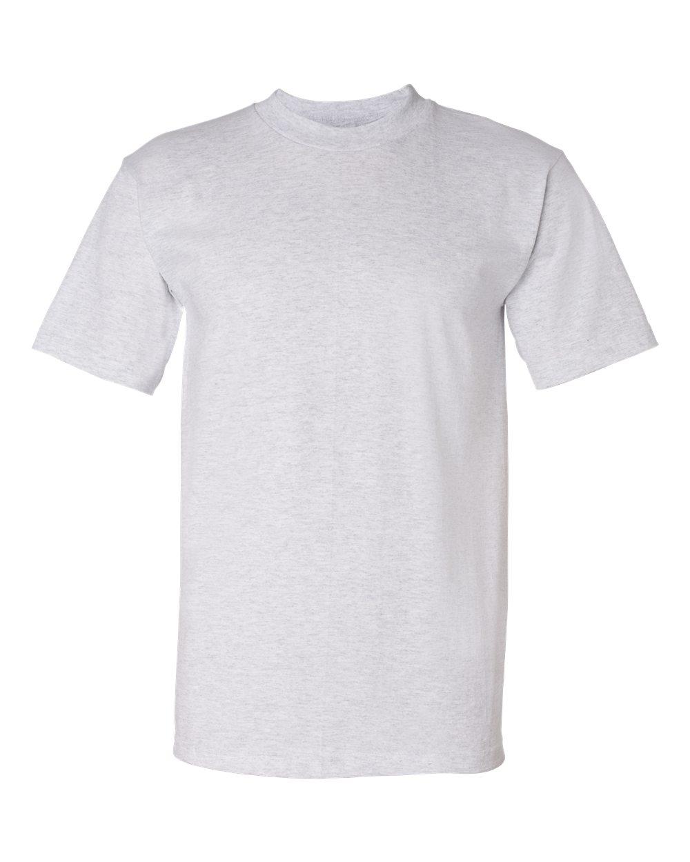 Bayside-Mens-Cotton-Blank-USA-Made-Short-Sleeve-T-Shirt-5100-up-to-5XL thumbnail 6