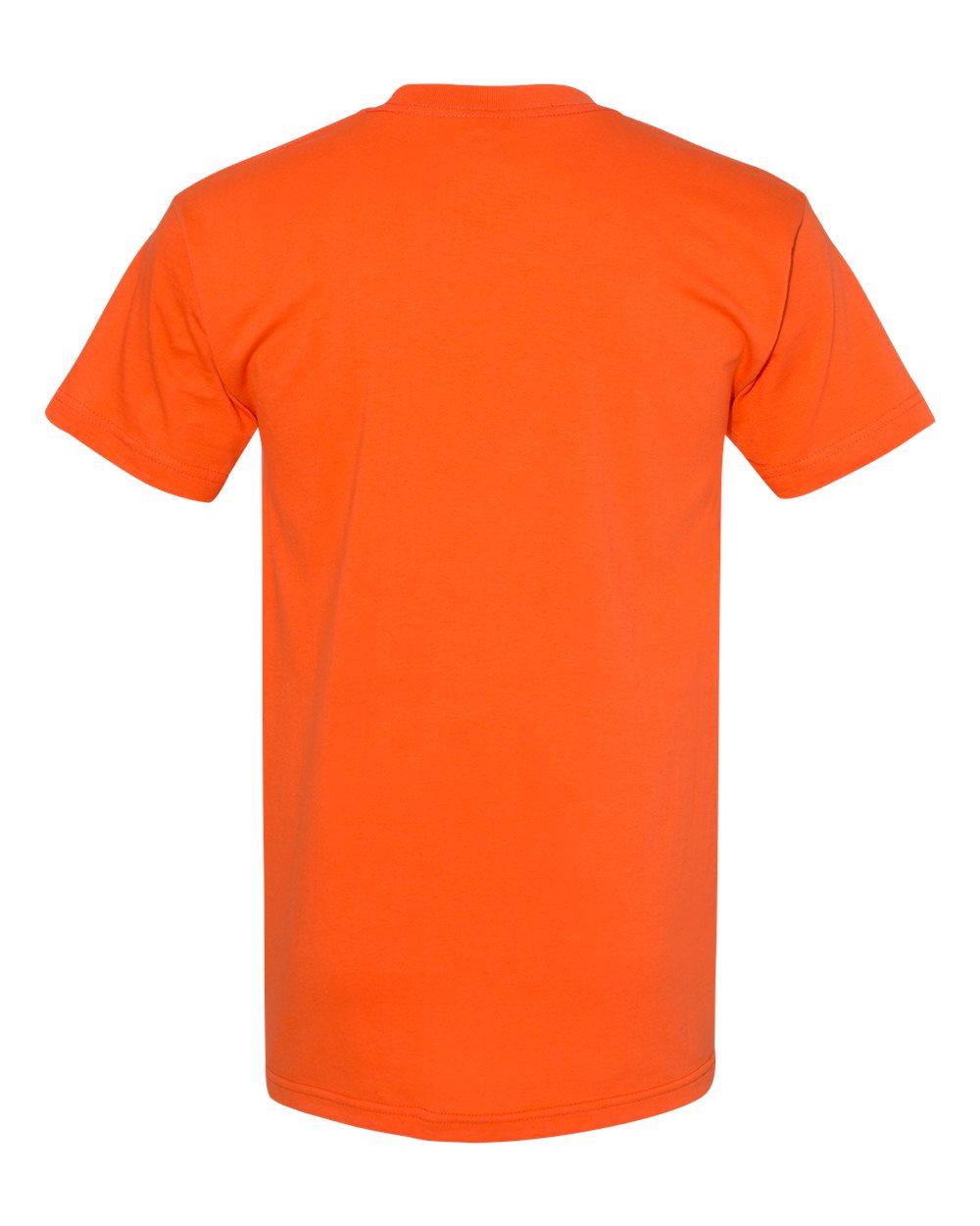 Bayside-Mens-Cotton-Blank-USA-Made-Short-Sleeve-T-Shirt-5100-up-to-5XL thumbnail 31