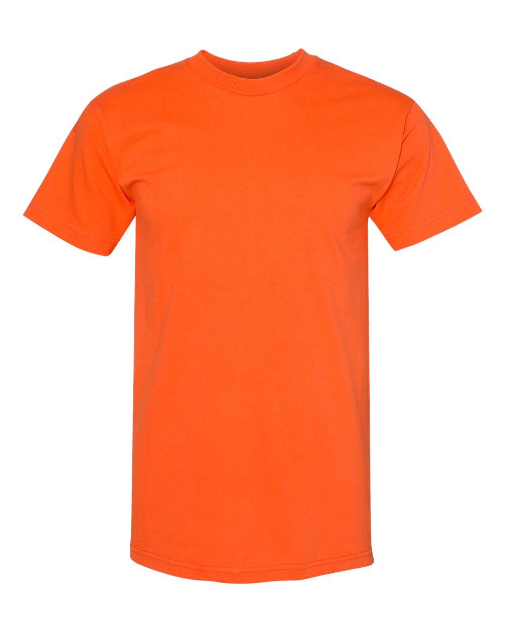 Bayside-Mens-Cotton-Blank-USA-Made-Short-Sleeve-T-Shirt-5100-up-to-5XL thumbnail 30