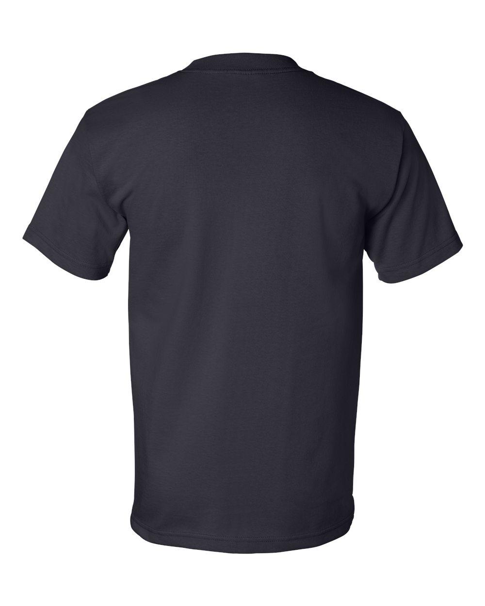 Bayside-Mens-Cotton-Blank-USA-Made-Short-Sleeve-T-Shirt-5100-up-to-5XL thumbnail 28