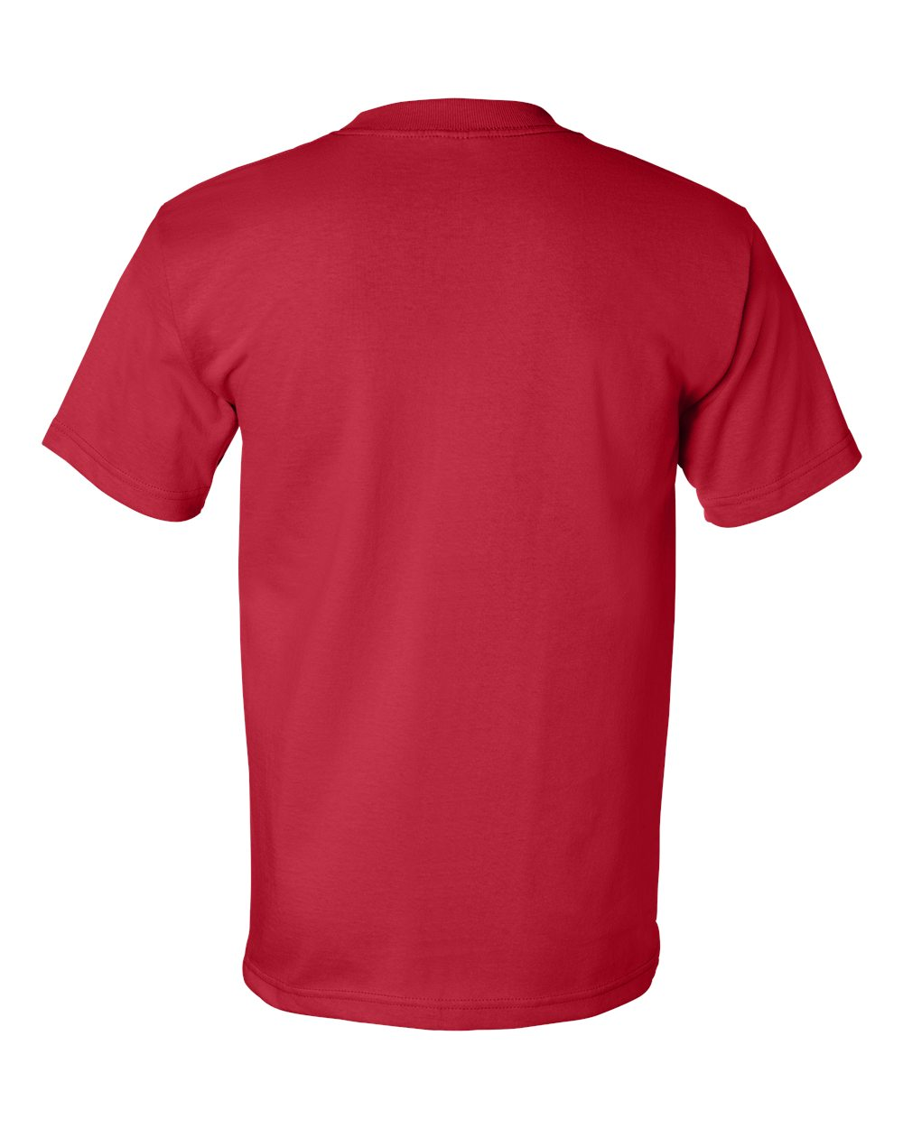 Bayside-Mens-Cotton-Blank-USA-Made-Short-Sleeve-T-Shirt-5100-up-to-5XL thumbnail 34
