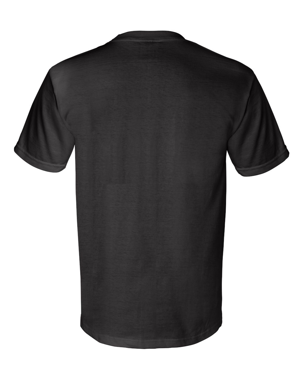 Bayside-Mens-Union-Made-Short-Sleeve-T-Shirt-with-a-Pocket-3015-up-to-3XL thumbnail 7