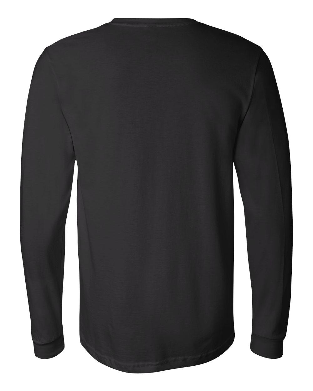 Bella-Canvas-Mens-Blank-Top-Long-Sleeve-Jersey-Tee-T-Shirt-3501-up-to-3XL thumbnail 19