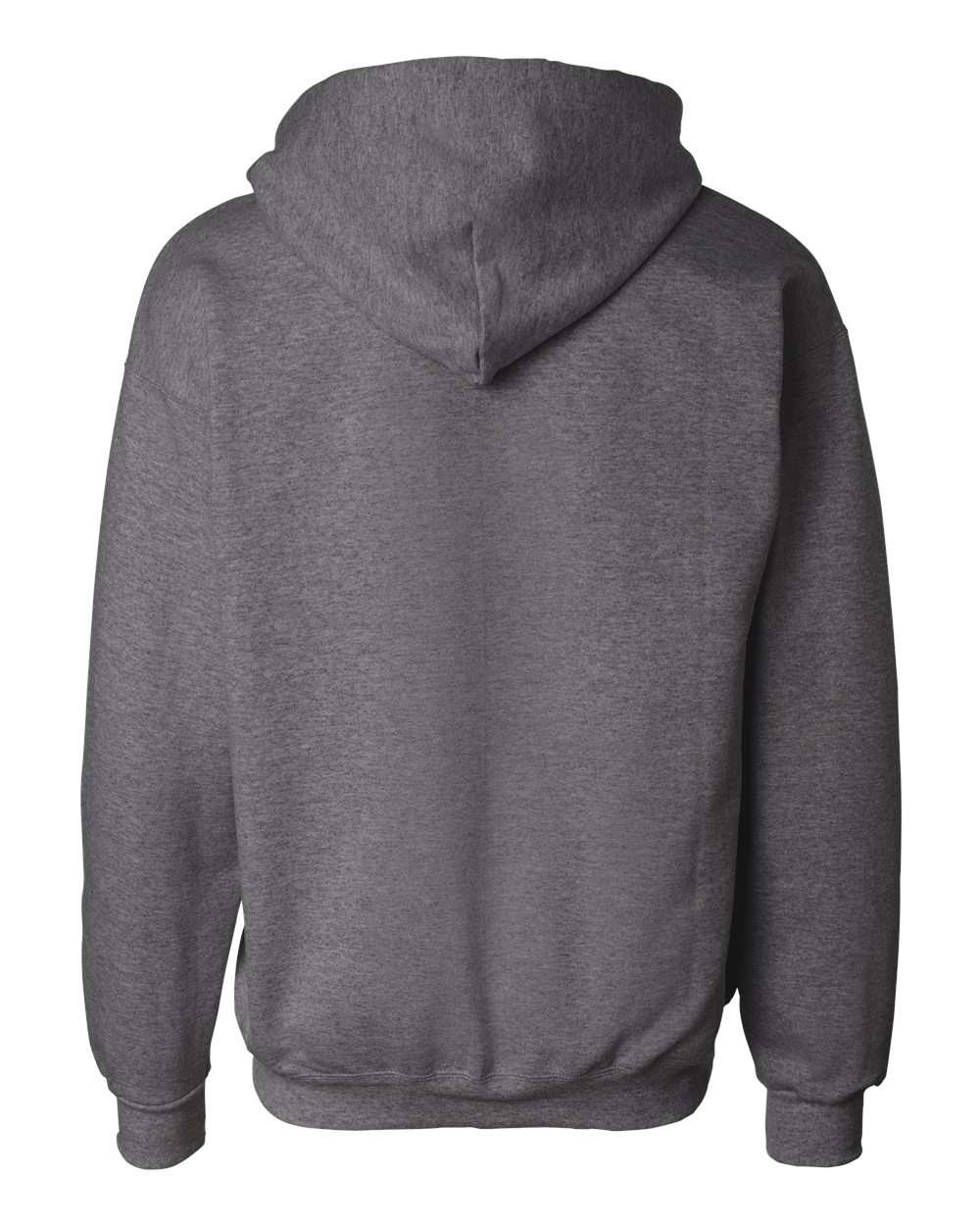Hanes-Mens-Blank-Ultimate-Cotton-Full-Zip-Hooded-Sweatshirt-F280-up-to-3XL miniature 10