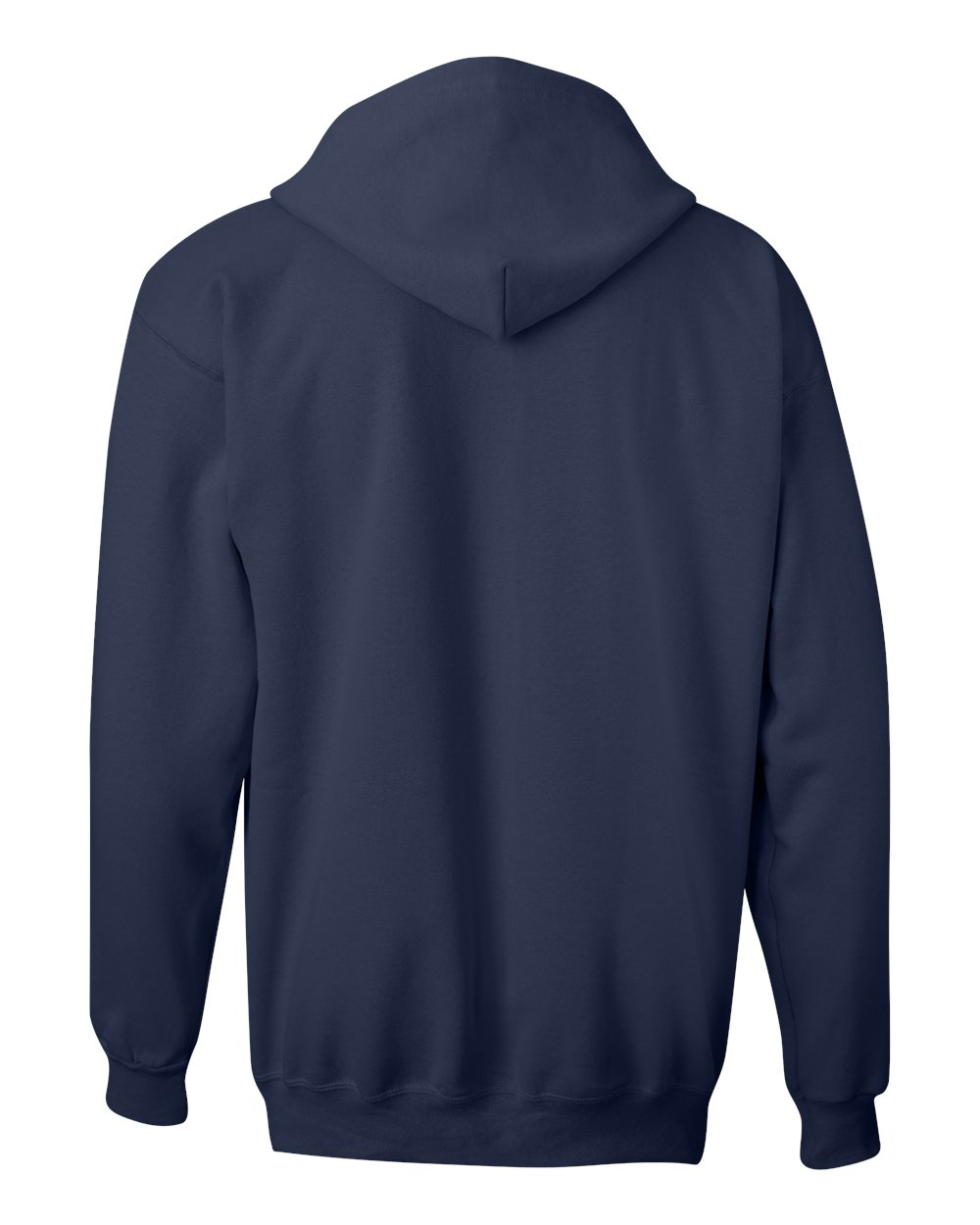 Hanes-Mens-Blank-Ultimate-Cotton-Full-Zip-Hooded-Sweatshirt-F280-up-to-3XL miniature 16