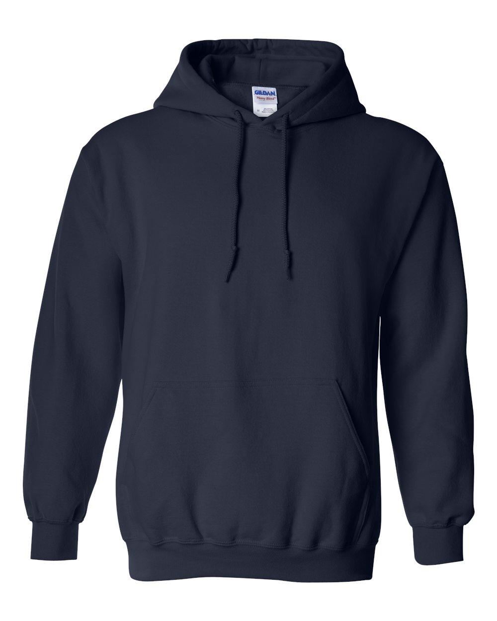 Gildan-Mens-Blank-Hoodie-Heavy-Blend-Hooded-Sweatshirt-Solid-18500-up-to-5XL thumbnail 65