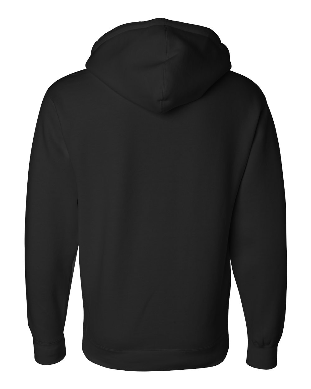 Independent-Trading-Co-Mens-Hooded-Pullover-Sweatshirt-IND4000-up-to-3XL miniature 13