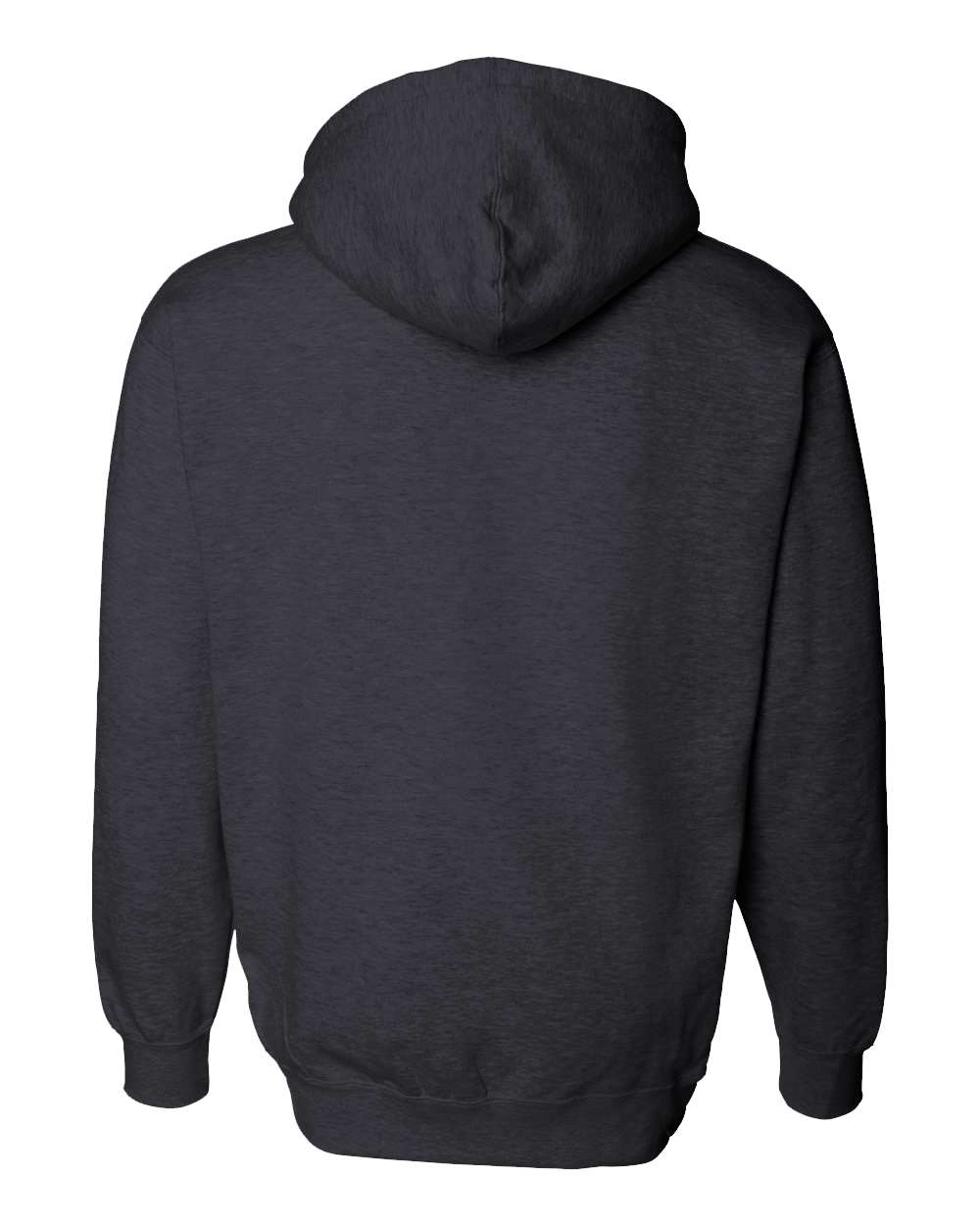 Independent-Trading-Co-Mens-Hooded-Pullover-Sweatshirt-IND4000-up-to-3XL miniature 28