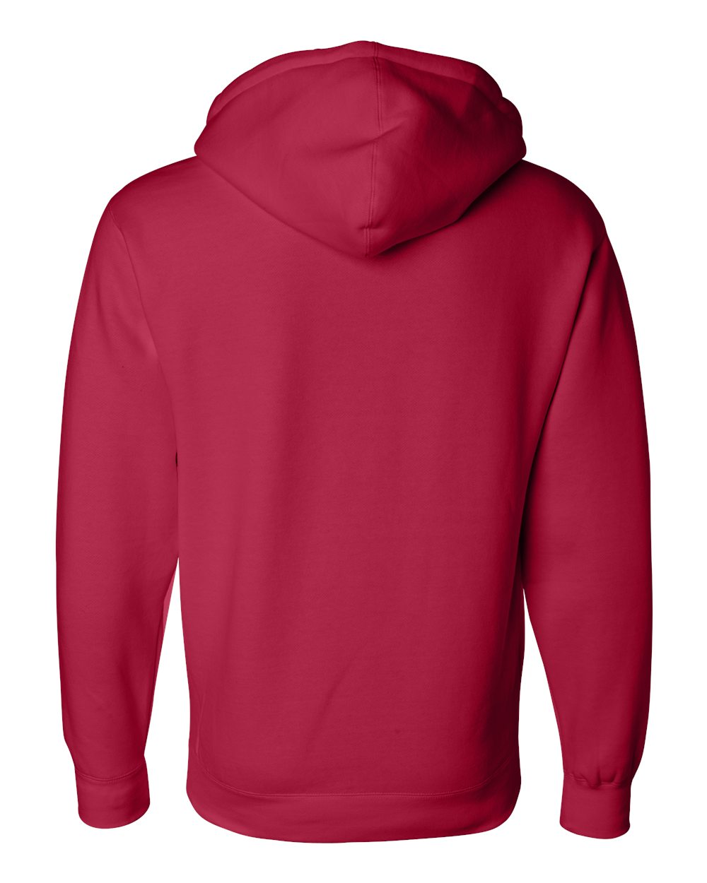 Independent-Trading-Co-Mens-Hooded-Pullover-Sweatshirt-IND4000-up-to-3XL miniature 61