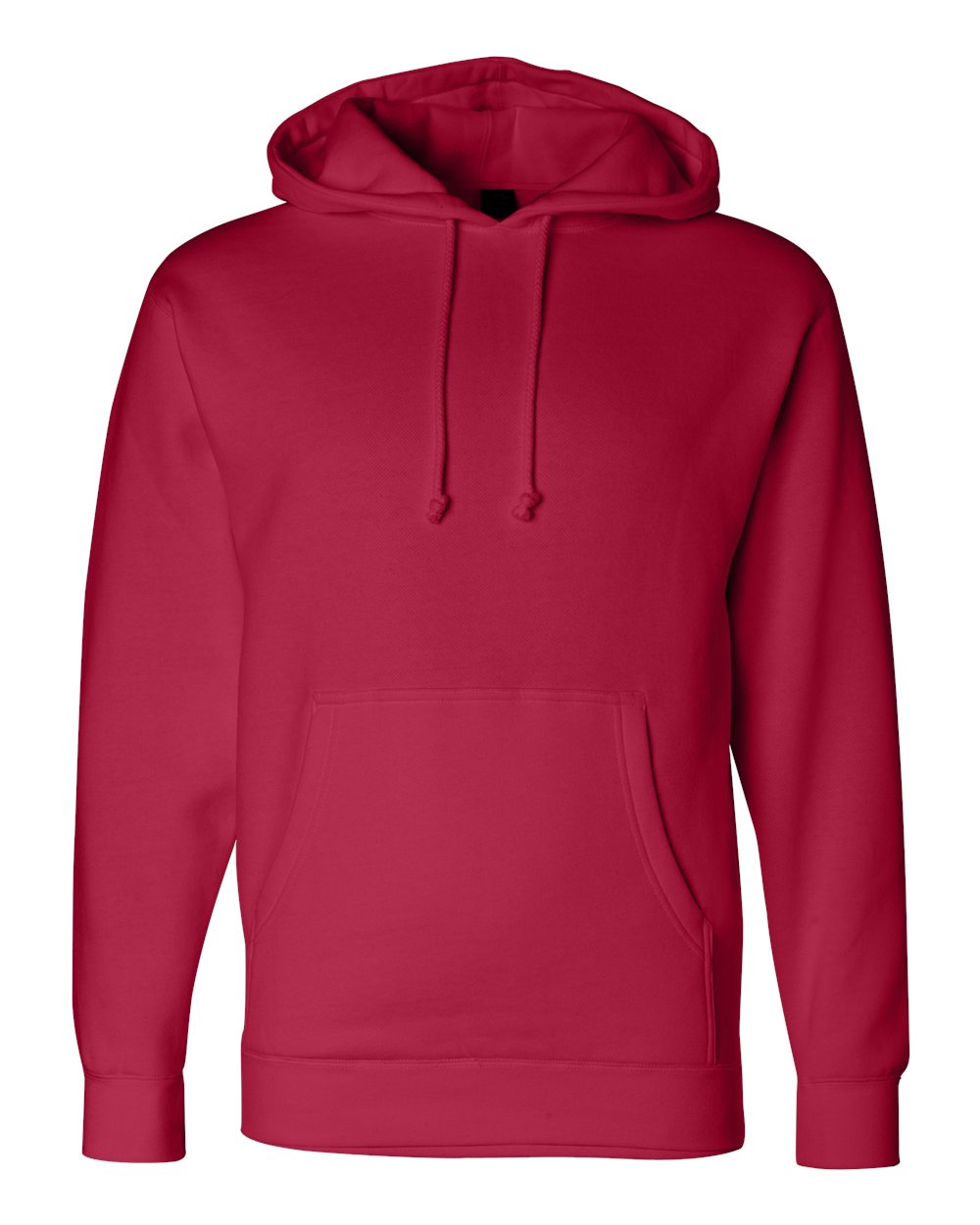 Independent-Trading-Co-Mens-Hooded-Pullover-Sweatshirt-IND4000-up-to-3XL miniature 60