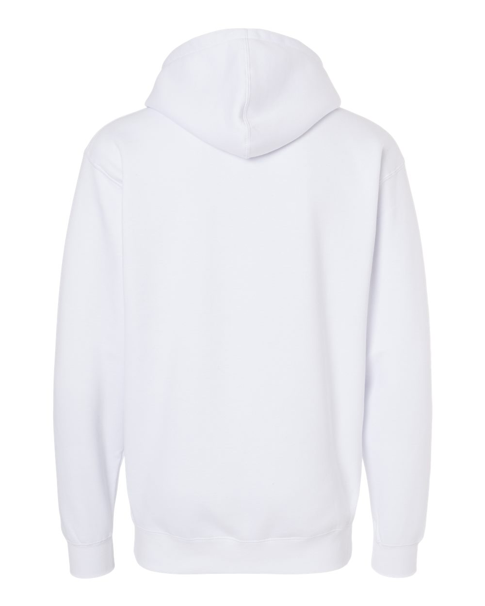 Independent-Trading-Co-Mens-Hooded-Pullover-Sweatshirt-IND4000-up-to-3XL miniature 88