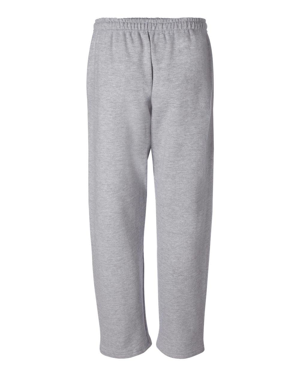 Gildan-Mens-DryBlend-Open-Bottom-Pocket-Sweatpants-12300-up-to-2XL thumbnail 16