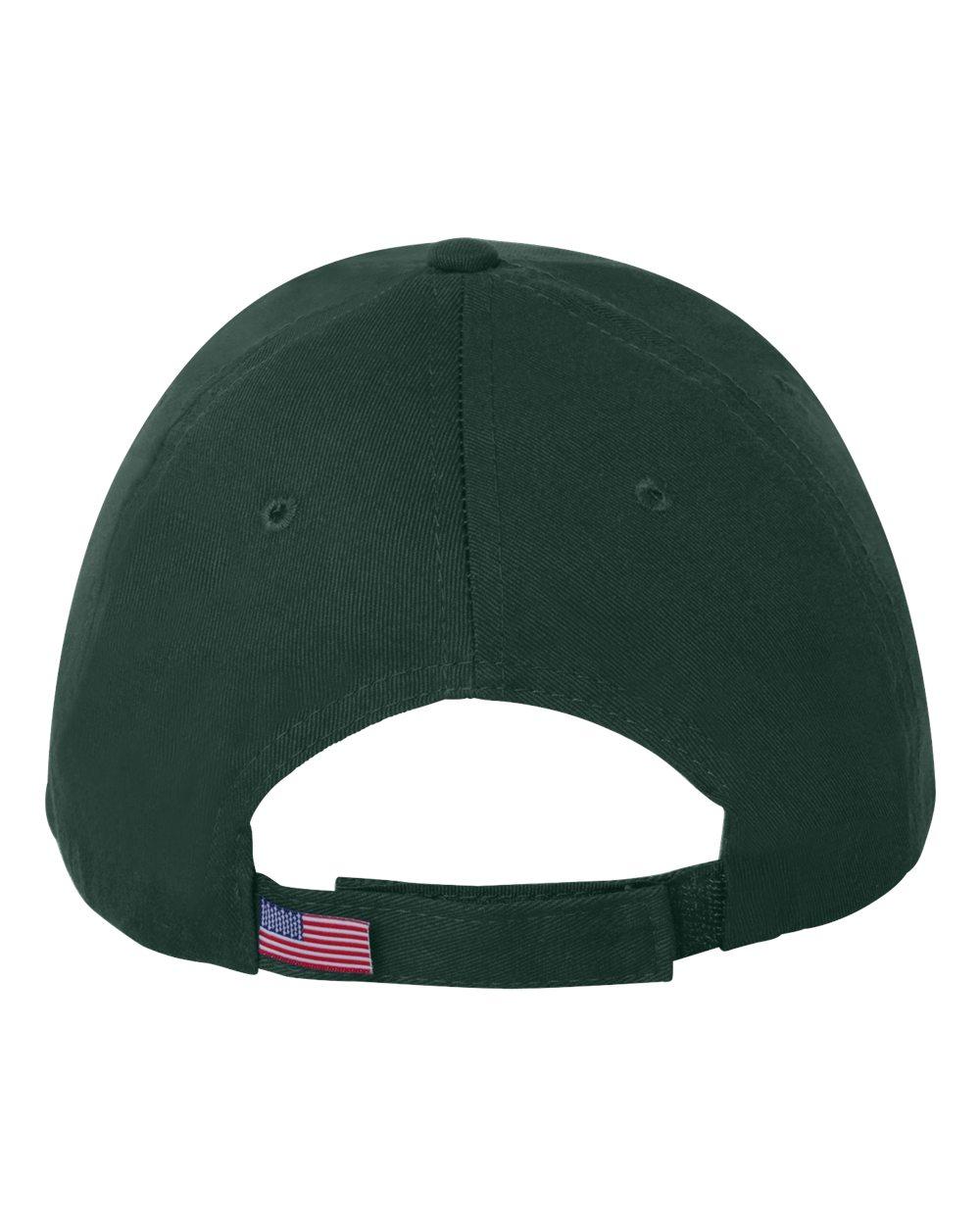 Bayside-Mens-Baseball-USA-Made-Structured-Cap-Hat-3660-six-panel-mid-profile thumbnail 7
