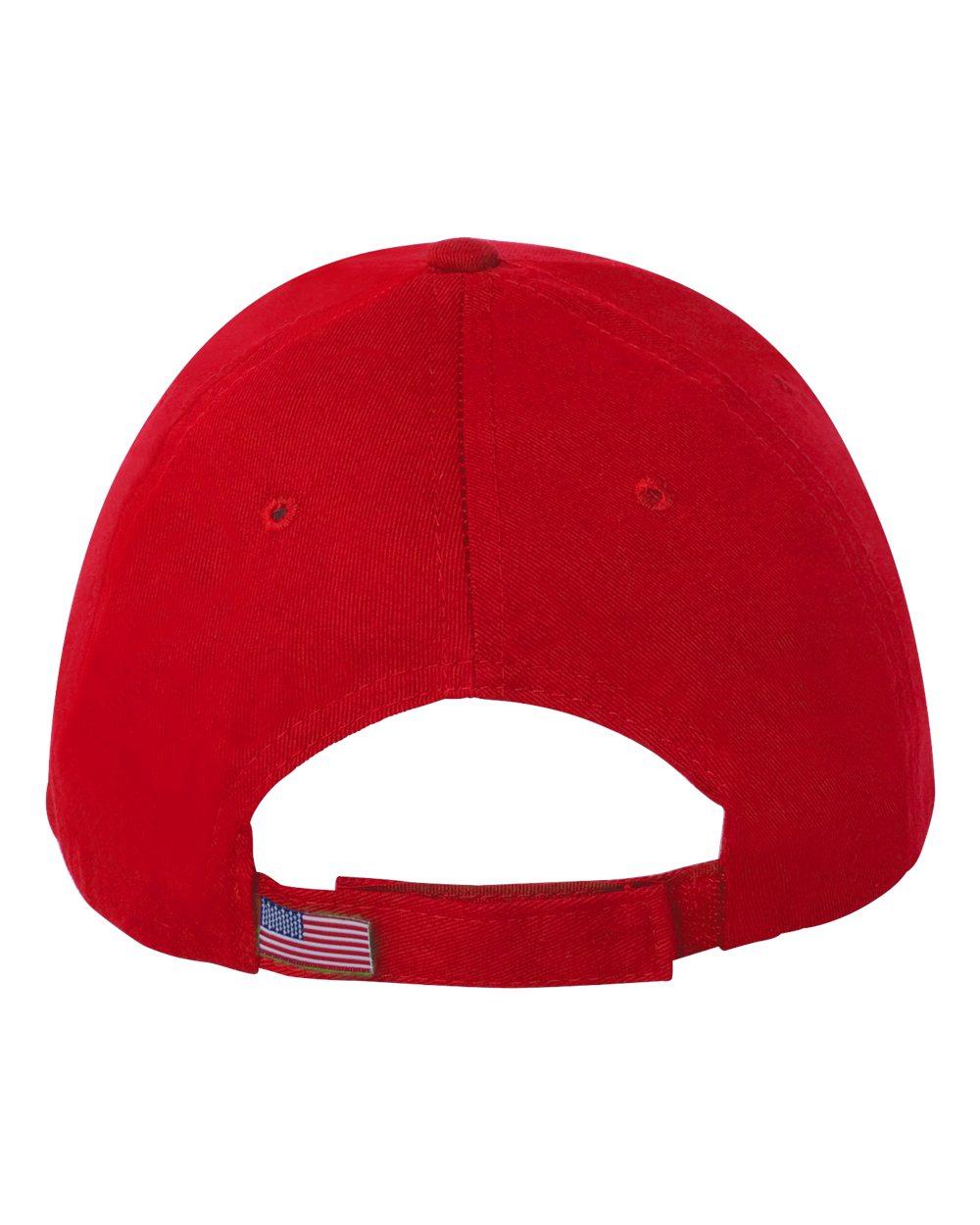Bayside-Mens-Baseball-USA-Made-Structured-Cap-Hat-3660-six-panel-mid-profile thumbnail 10