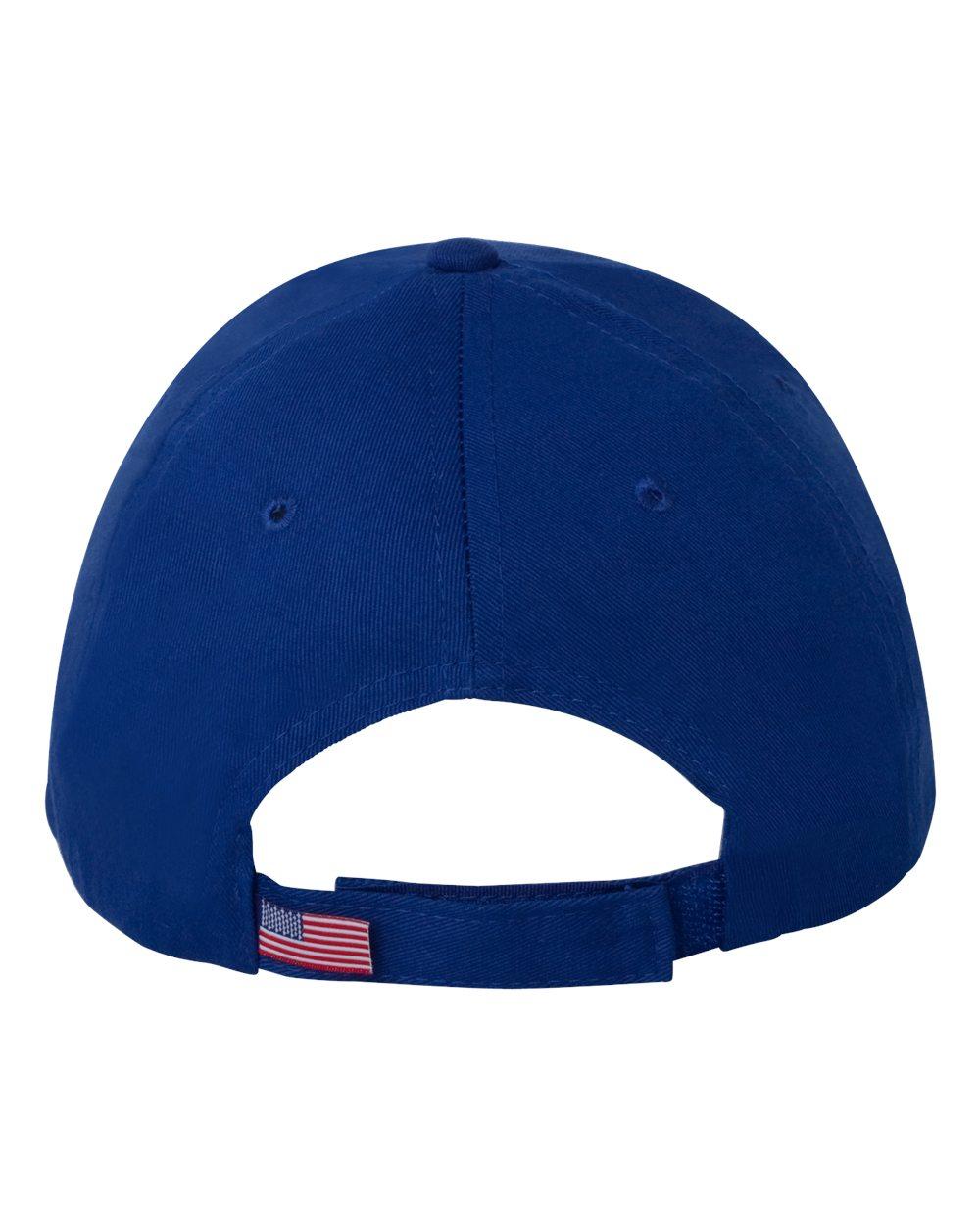 Bayside-Mens-Baseball-USA-Made-Structured-Cap-Hat-3660-six-panel-mid-profile thumbnail 13