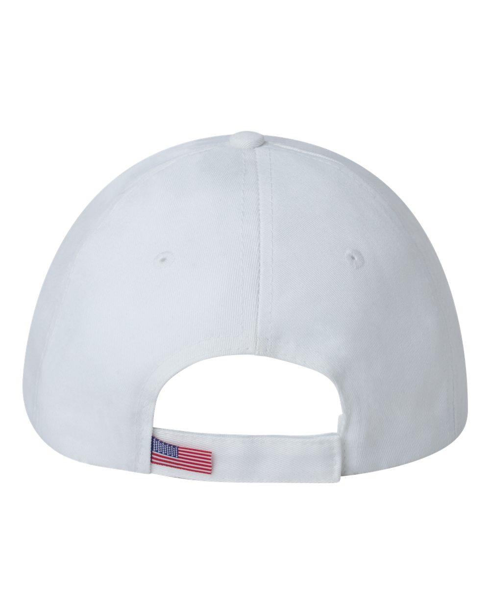 Bayside-Mens-Baseball-USA-Made-Structured-Cap-Hat-3660-six-panel-mid-profile thumbnail 16