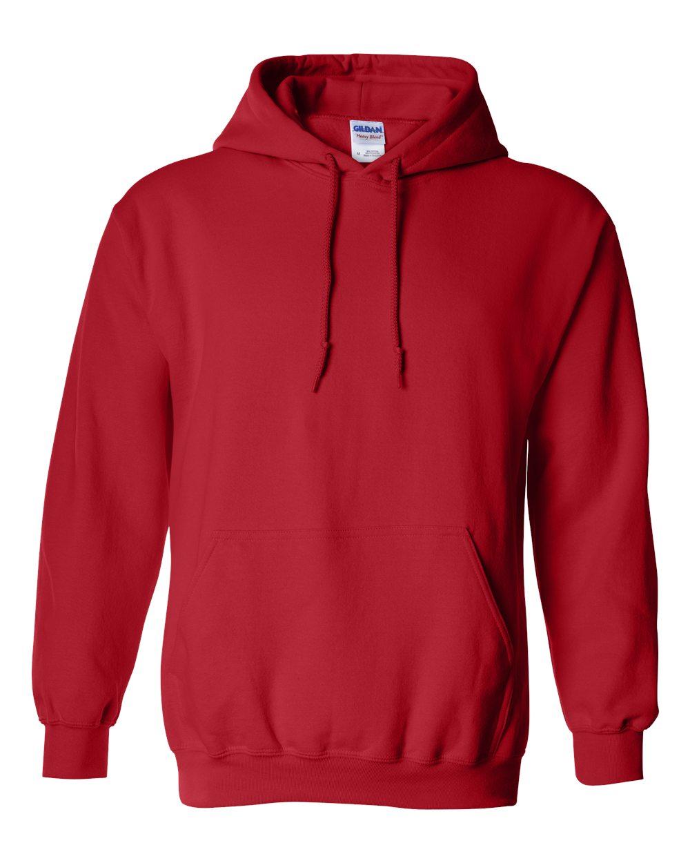 Gildan-Mens-Blank-Hoodie-Heavy-Blend-Hooded-Sweatshirt-Solid-18500-up-to-5XL thumbnail 74
