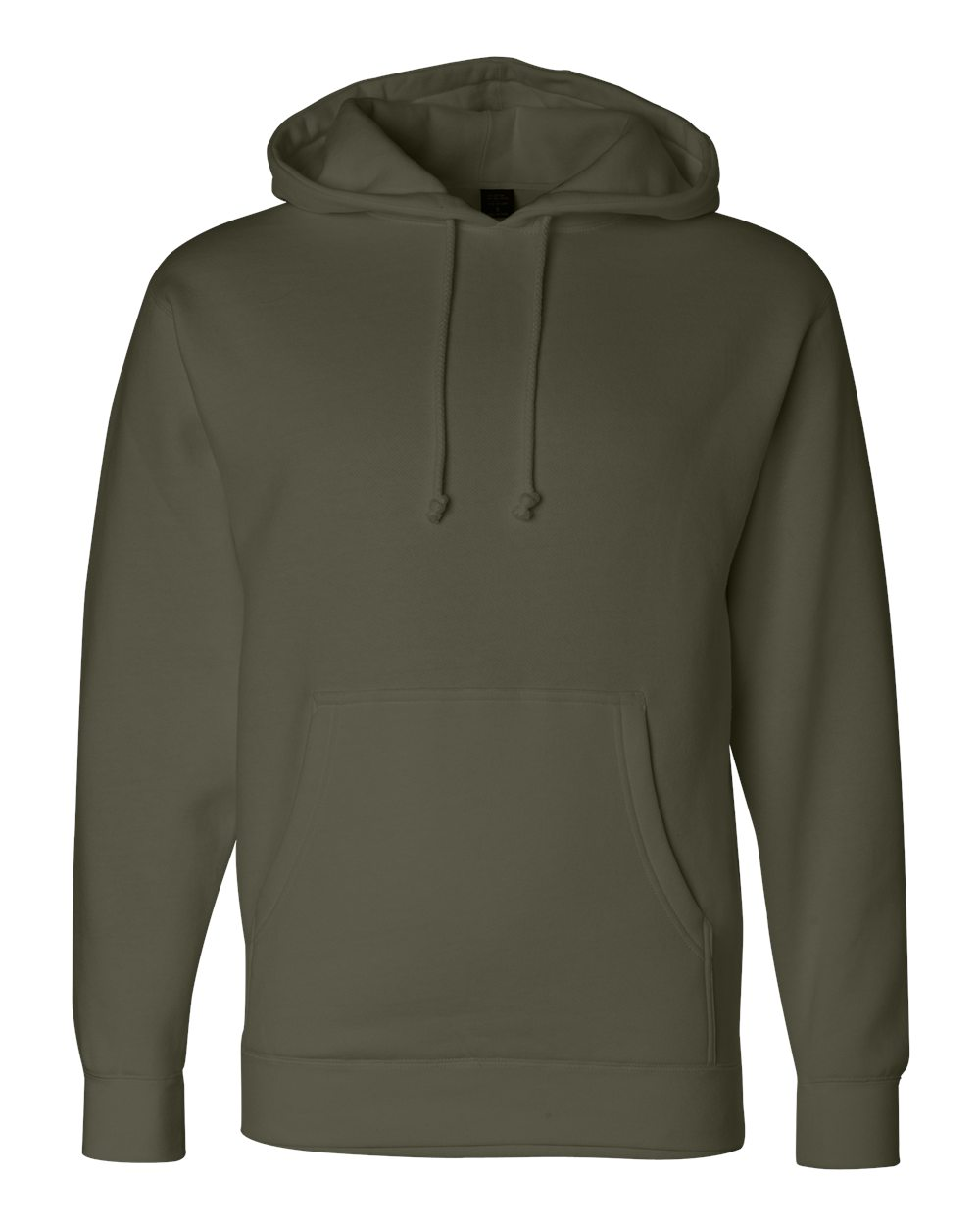 Independent-Trading-Co-Mens-Hooded-Pullover-Sweatshirt-IND4000-up-to-3XL miniature 9