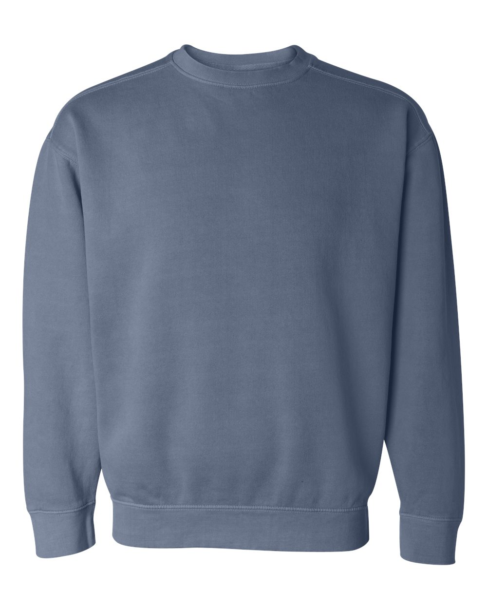 Comfort-Colors-Mens-Garment-Dyed-Ringspun-Crewneck-Sweatshirt-1566-up-to-3XL miniature 6