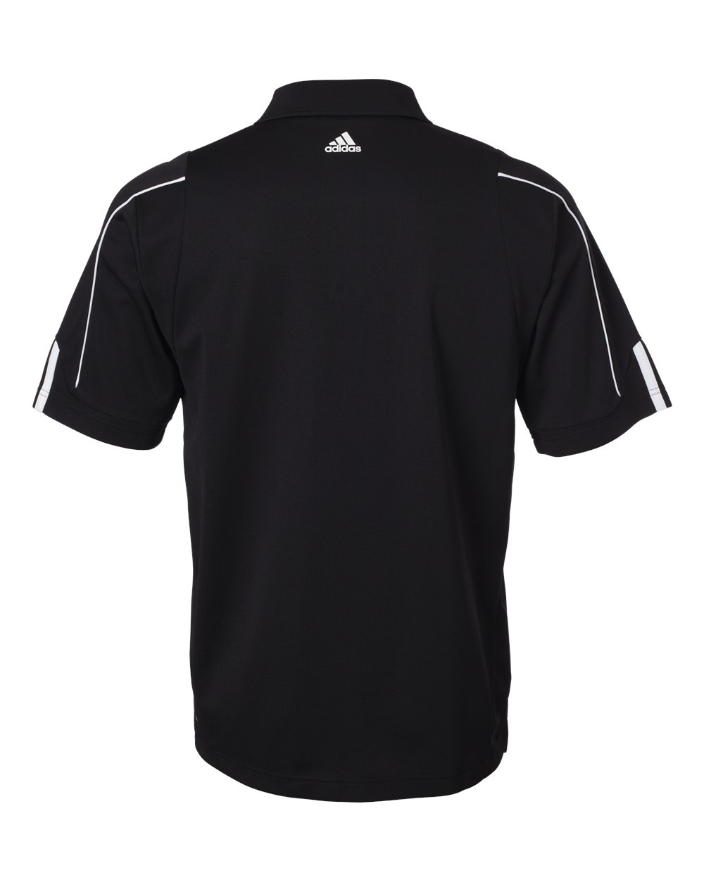 Adidas-Mens-Climalite-3-Stripes-Cuff-Sport-Shirt-A76-up-to-4XL miniature 7