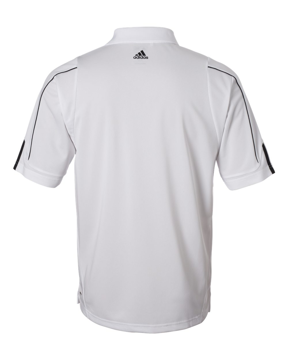 Adidas-Mens-Climalite-3-Stripes-Cuff-Sport-Shirt-A76-up-to-4XL miniature 22