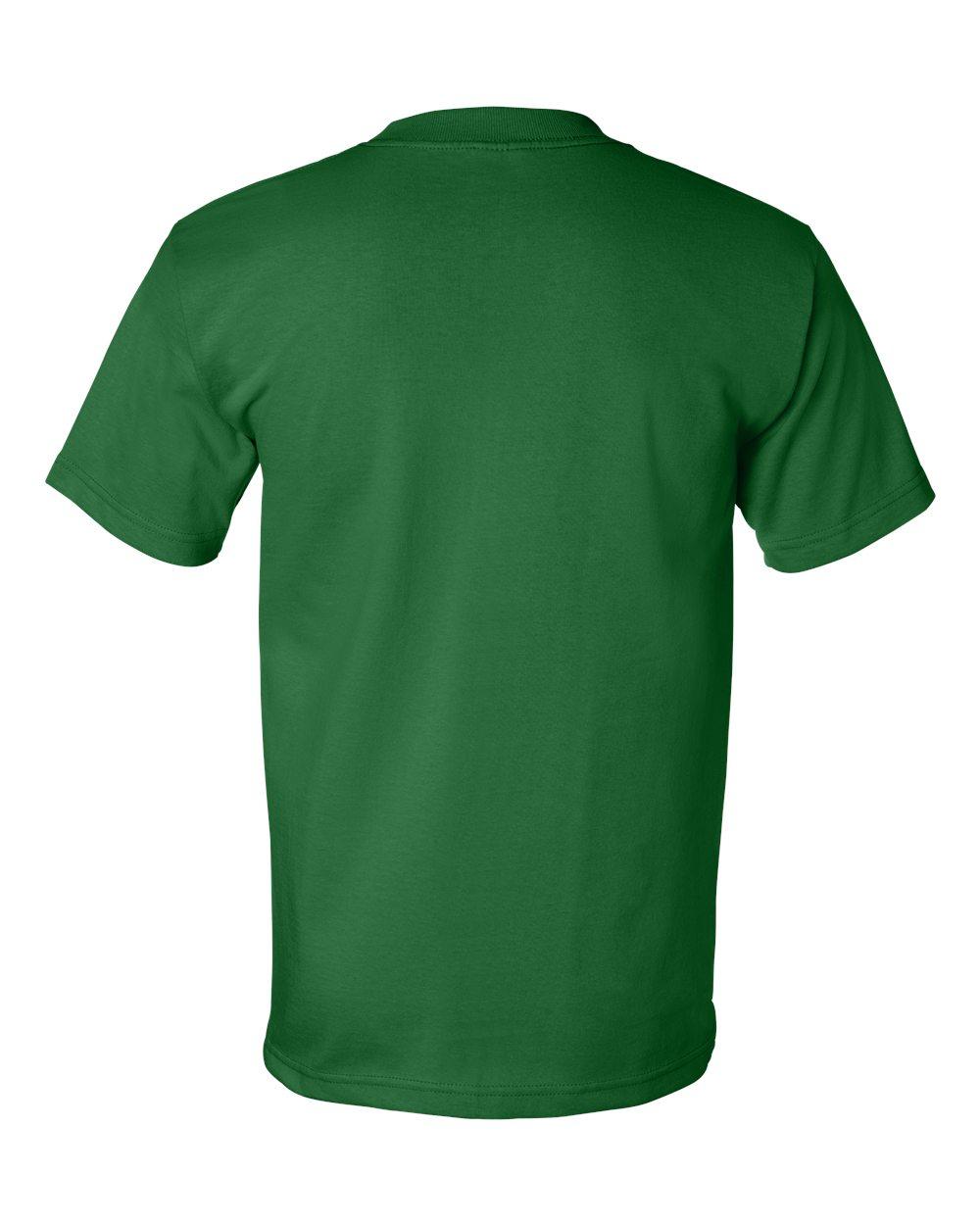 Bayside-Mens-Cotton-Blank-USA-Made-Short-Sleeve-T-Shirt-5100-up-to-5XL thumbnail 22