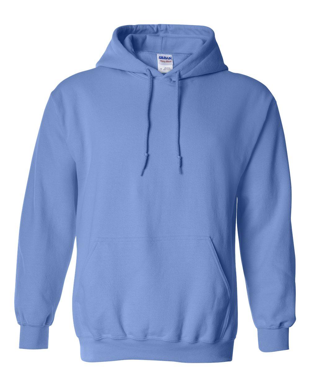 Gildan-Mens-Blank-Hoodie-Heavy-Blend-Hooded-Sweatshirt-Solid-18500-up-to-5XL thumbnail 15