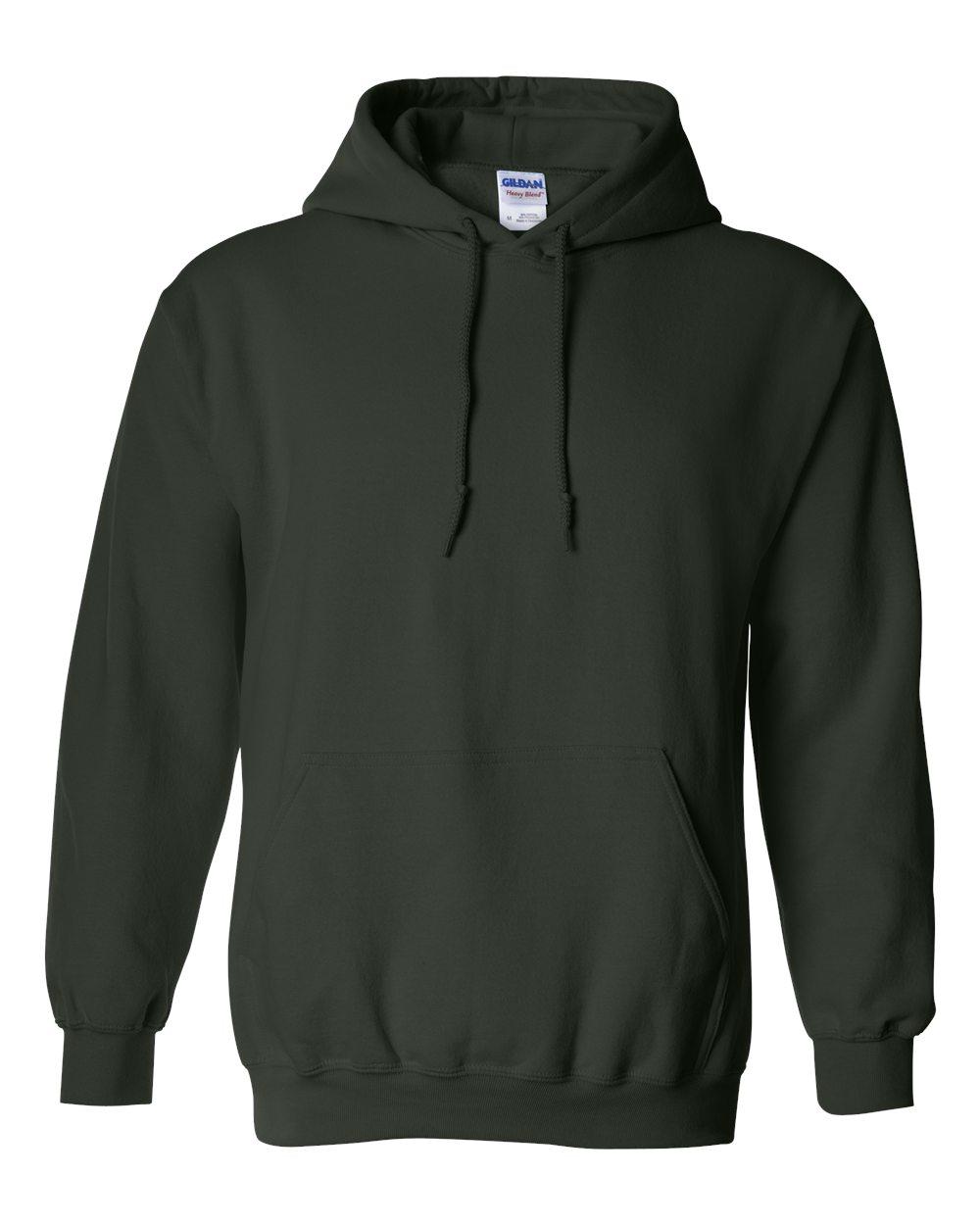 Gildan-Mens-Blank-Hoodie-Heavy-Blend-Hooded-Sweatshirt-Solid-18500-up-to-5XL thumbnail 27