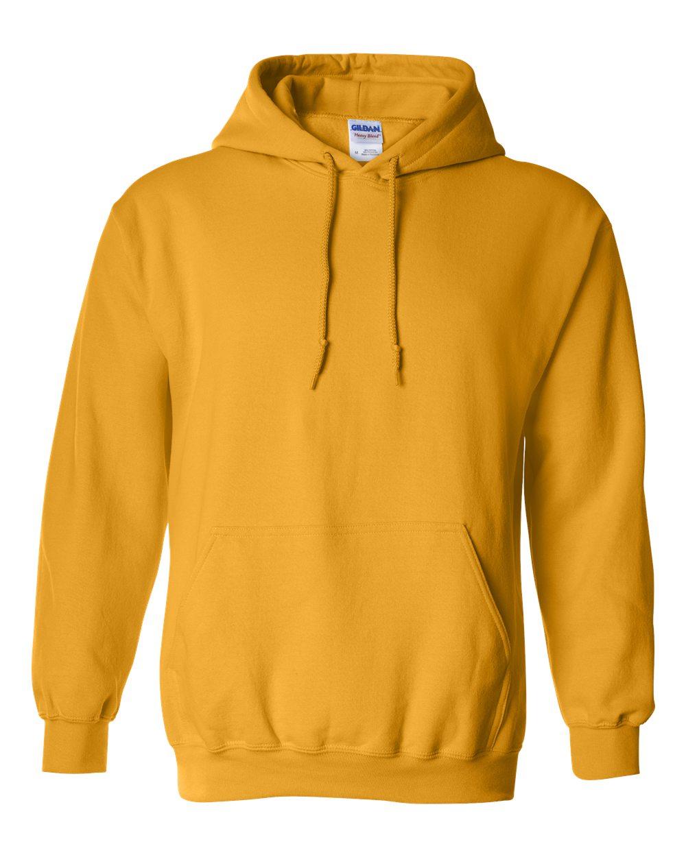 Gildan-Mens-Blank-Hoodie-Heavy-Blend-Hooded-Sweatshirt-Solid-18500-up-to-5XL thumbnail 33