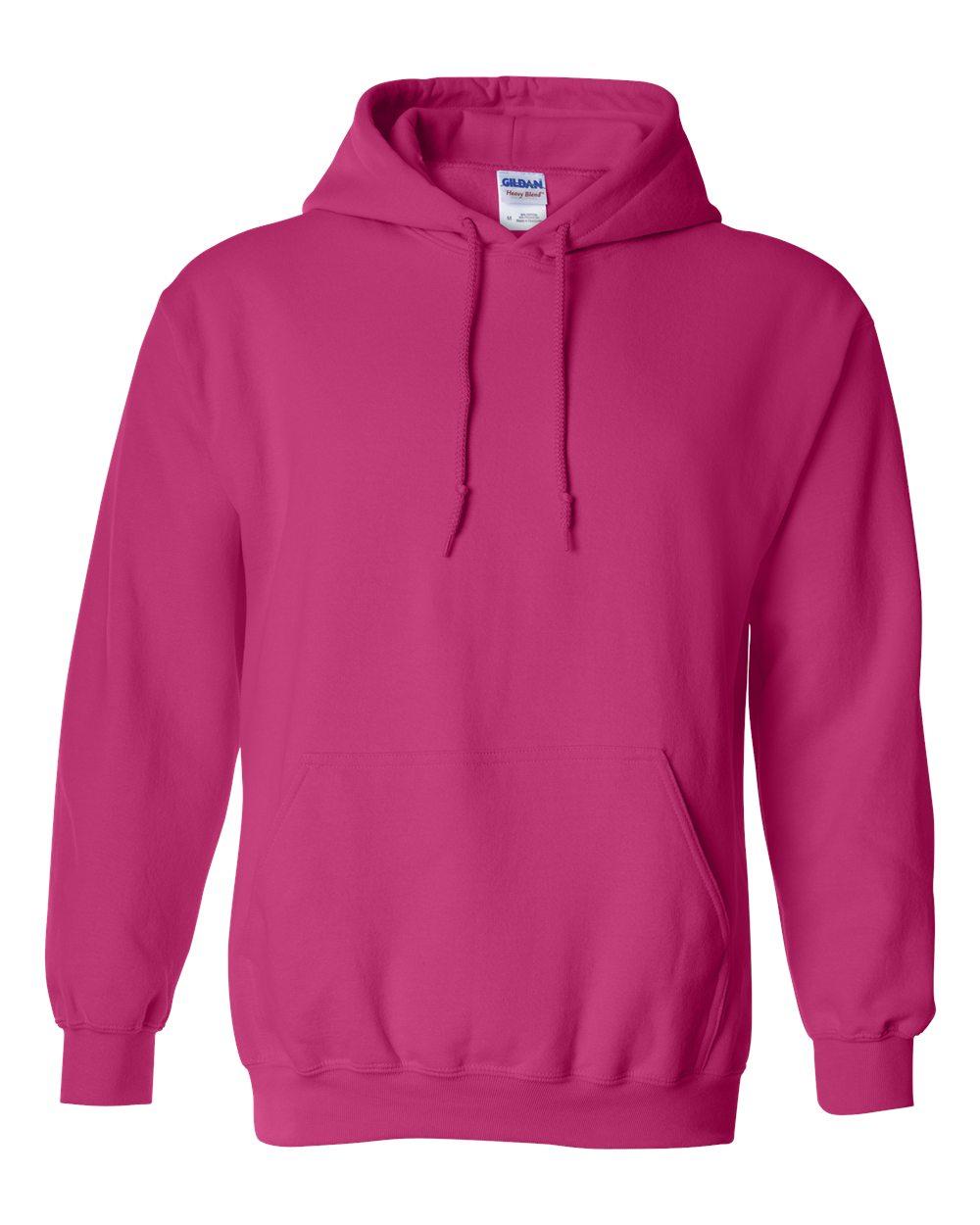 Gildan-Mens-Blank-Hoodie-Heavy-Blend-Hooded-Sweatshirt-Solid-18500-up-to-5XL thumbnail 36