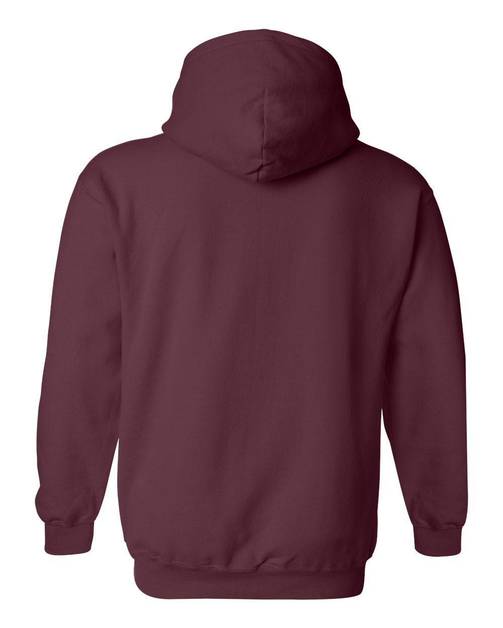 Gildan-Mens-Blank-Hoodie-Heavy-Blend-Hooded-Sweatshirt-Solid-18500-up-to-5XL thumbnail 57