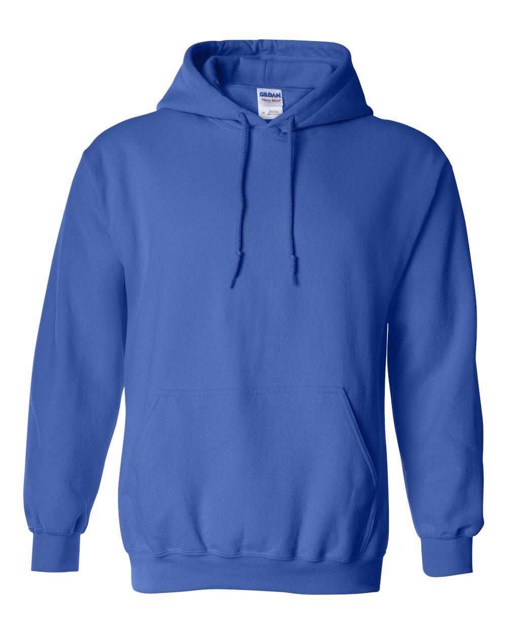 Gildan-Mens-Blank-Hoodie-Heavy-Blend-Hooded-Sweatshirt-Solid-18500-up-to-5XL thumbnail 77