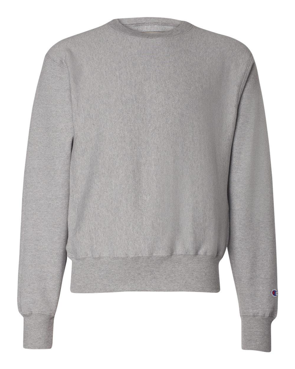 Champion-Mens-Reverse-Weave-Crewneck-Sweatshirt-Blank-Solid-S149-up-to-3XL thumbnail 12