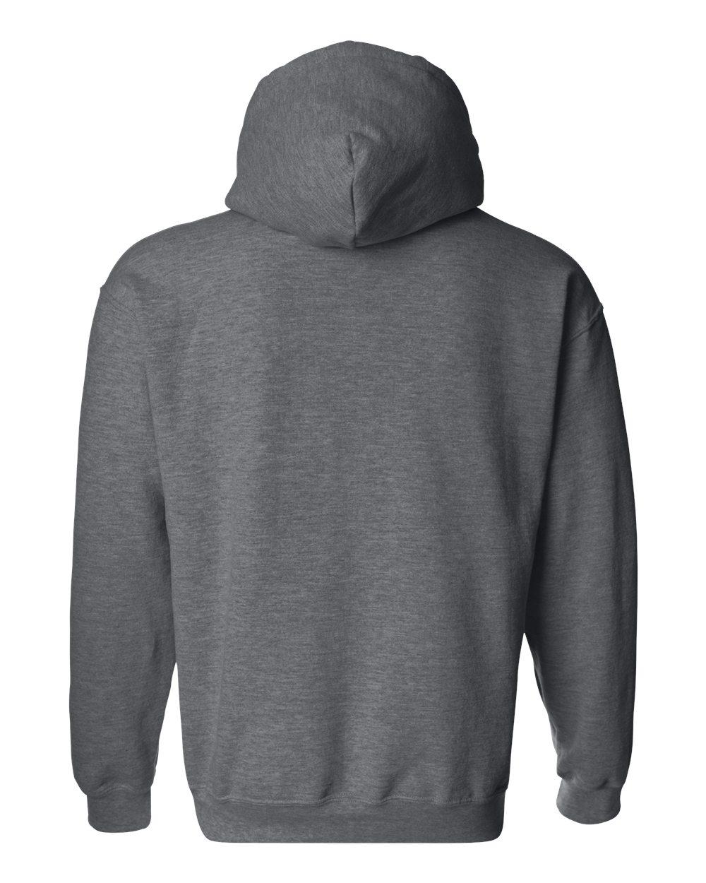 Gildan-Mens-Blank-Hoodie-Heavy-Blend-Hooded-Sweatshirt-18500-up-to-5XL thumbnail 16