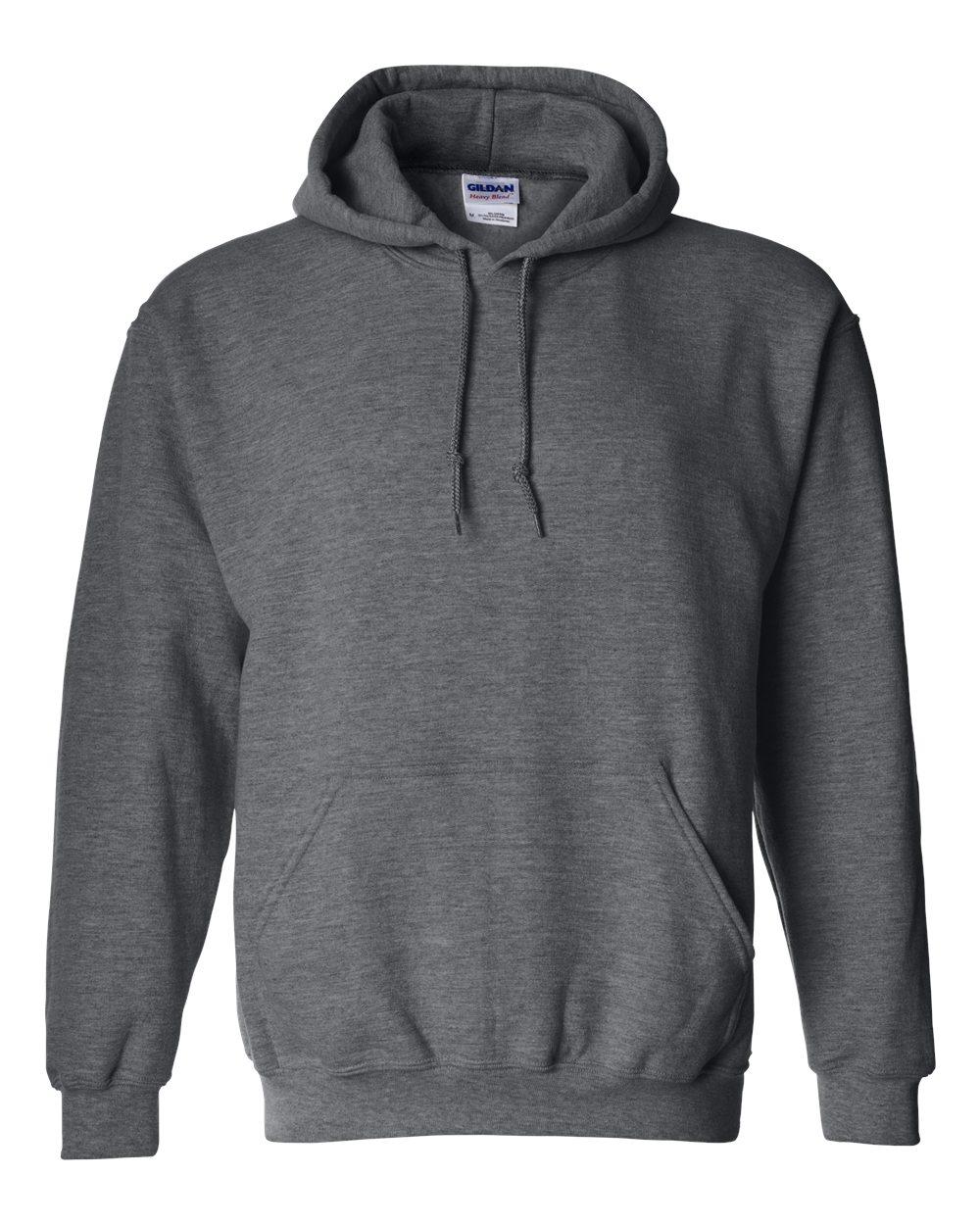 Gildan-Mens-Blank-Hoodie-Heavy-Blend-Hooded-Sweatshirt-18500-up-to-5XL thumbnail 15