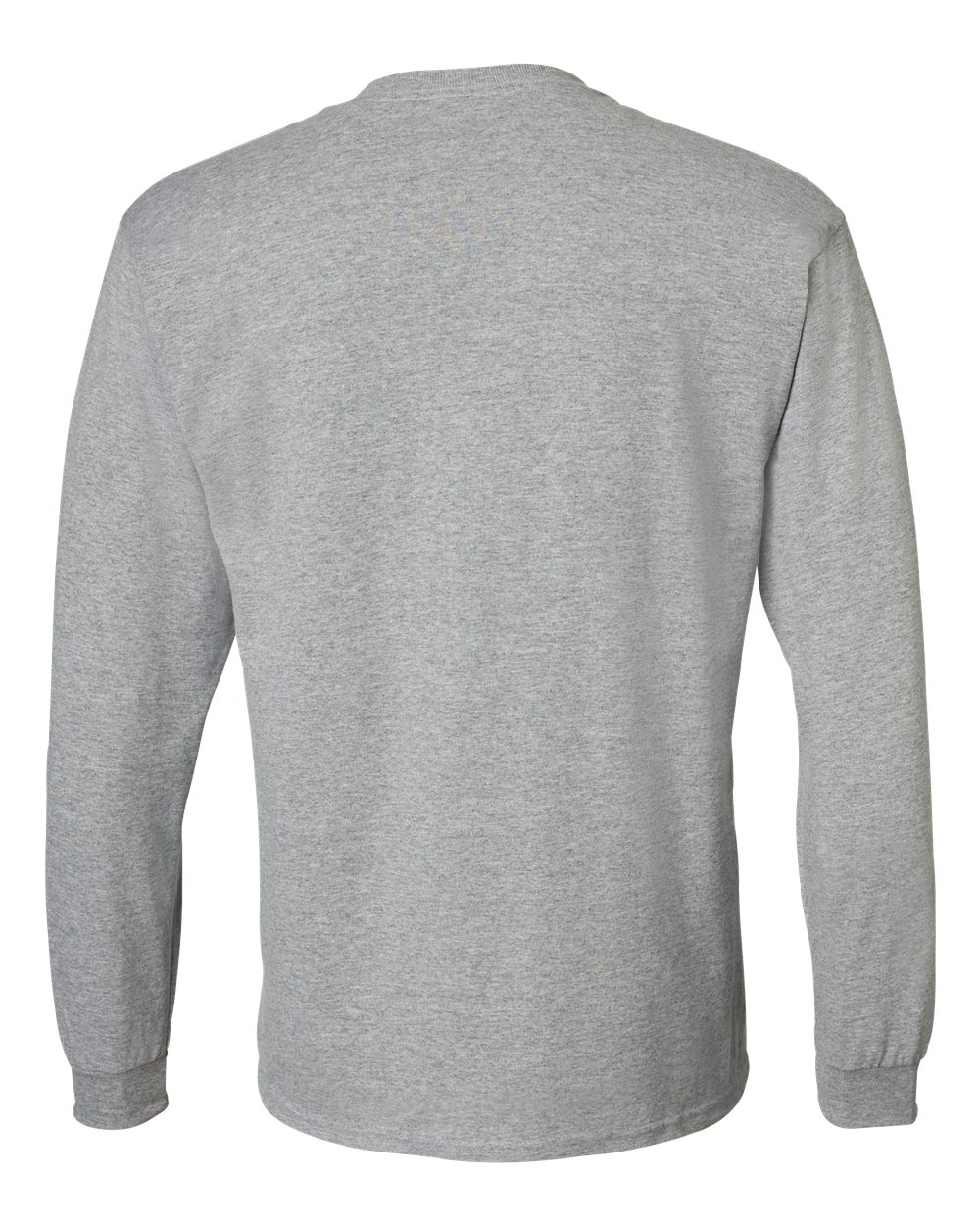 Gildan-Mens-Blank-DryBlend-50-50-Cotton-Long-Sleeve-T-Shirt-8400-up-to-3XL miniature 46
