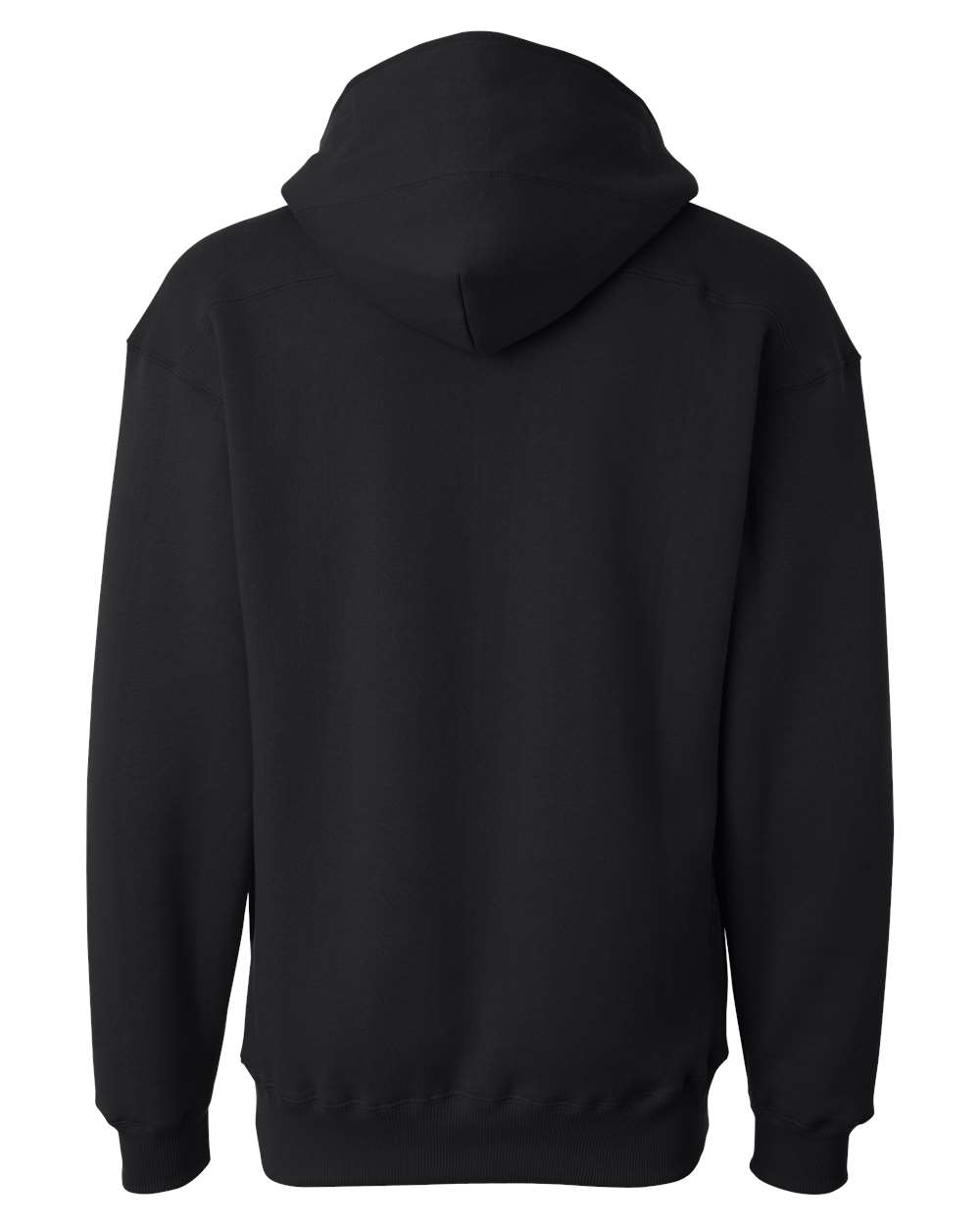 J-America-Mens-Blank-Sport-Lace-Hooded-Sweatshirt-8830-up-to-3XL thumbnail 7
