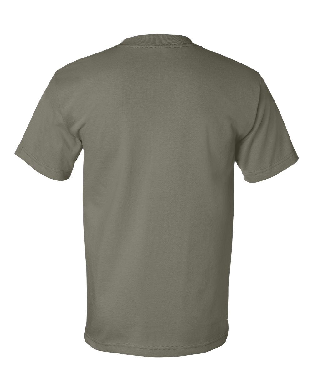 Bayside-Mens-Cotton-Blank-USA-Made-Short-Sleeve-T-Shirt-5100-up-to-5XL thumbnail 40