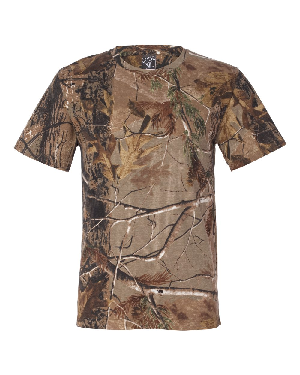 Code-Five-Mens-Adult-Realtree-Camo-Tee-T-Shirt-Short-Sleeve-3980-up-to-4XL thumbnail 6