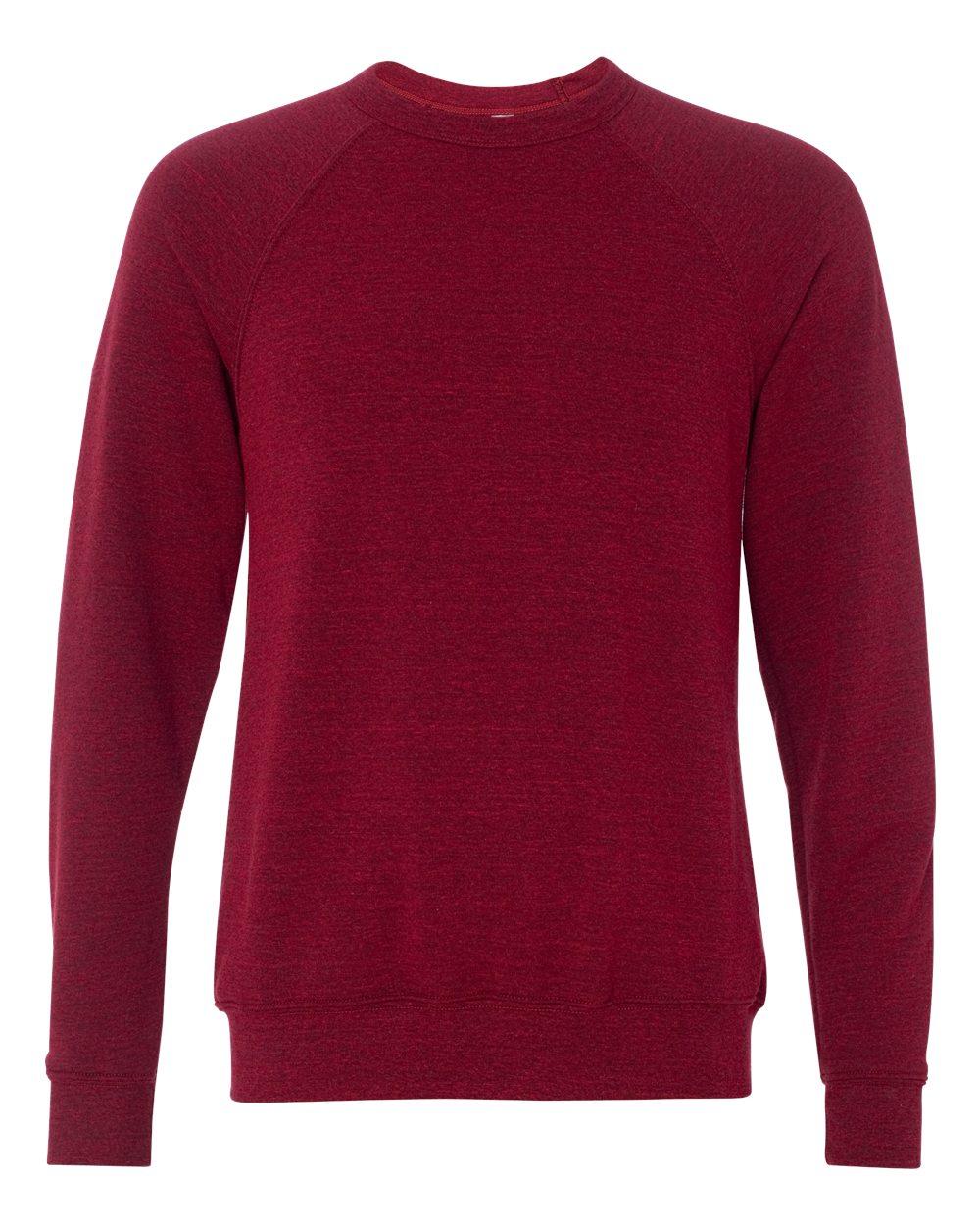 Bella-Canvas-Unisex-Sponge-Fleece-Crewneck-Sweatshirt-Top-Blank-3901-up-to-2XL thumbnail 18
