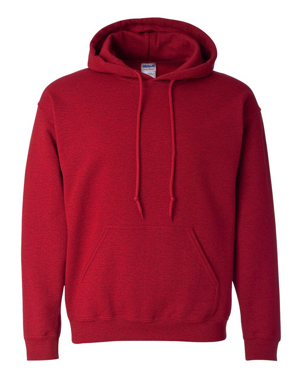 Gildan-Mens-Blank-Hoodie-Heavy-Blend-Hooded-Sweatshirt-18500-up-to-5XL thumbnail 6