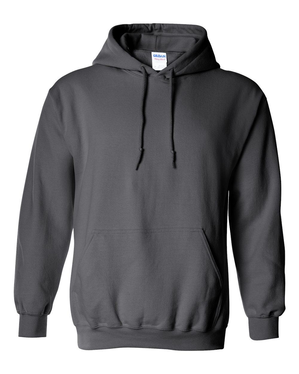 Gildan-Mens-Blank-Hoodie-Heavy-Blend-Hooded-Sweatshirt-Solid-18500-up-to-5XL thumbnail 18