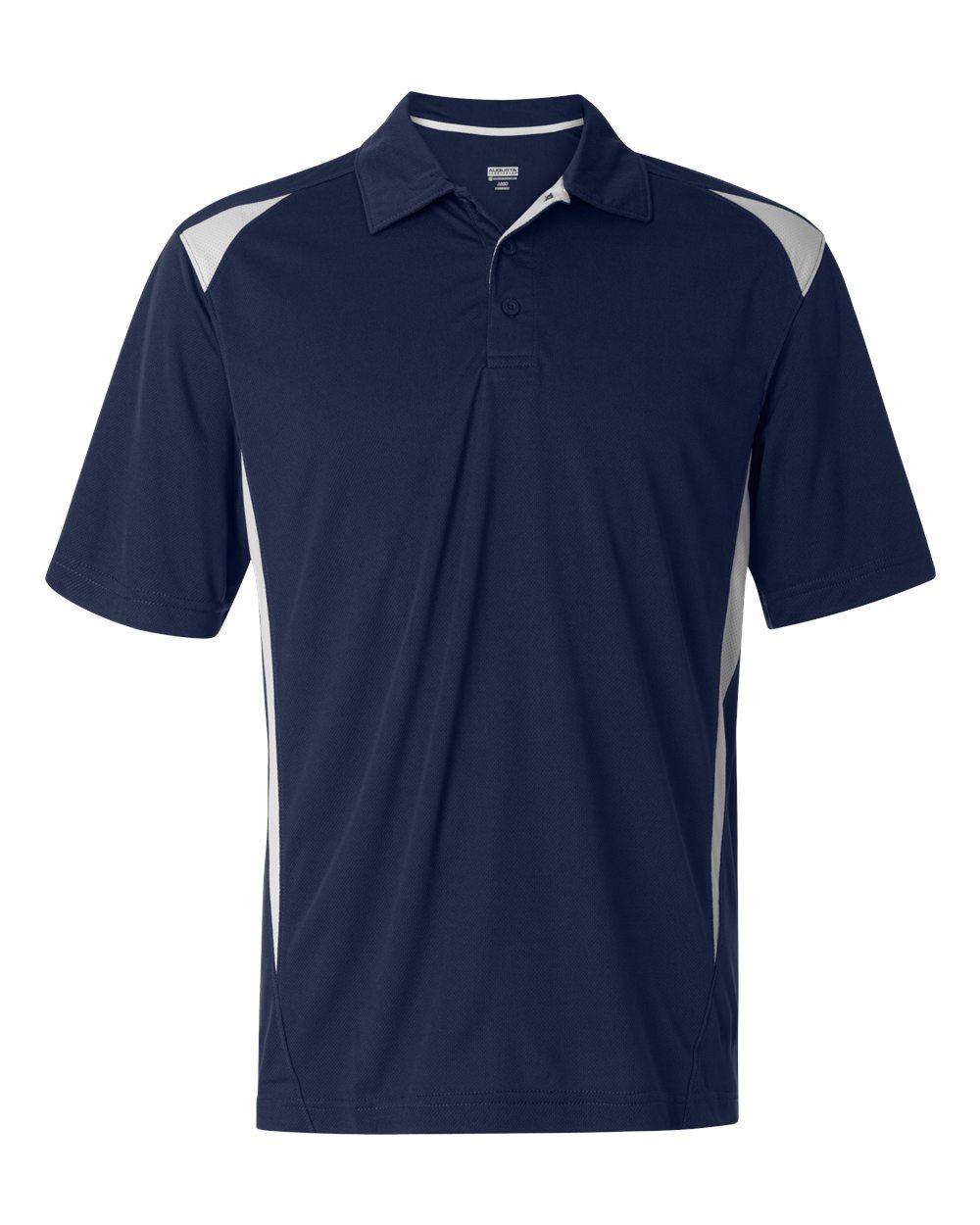 Augusta-Mens-Sportswear-Two-Tone-Premier-Sport-Shirt-5012-up-to-3XL miniature 9