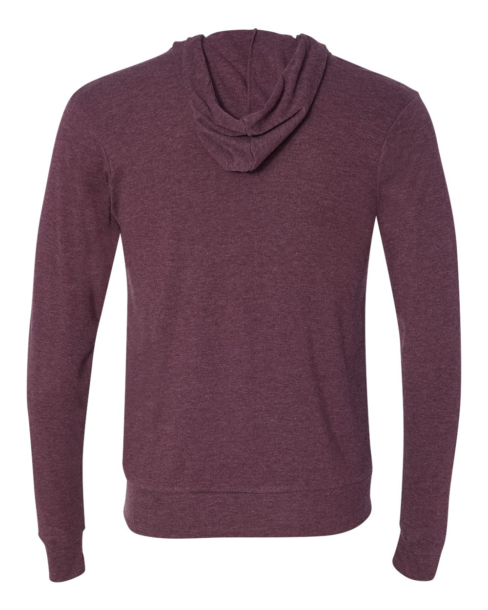 Bella-Canvas-Unisex-Triblend-Lightweight-Hooded-Full-Zip-T-Shirt-3939-upto-2XL thumbnail 19