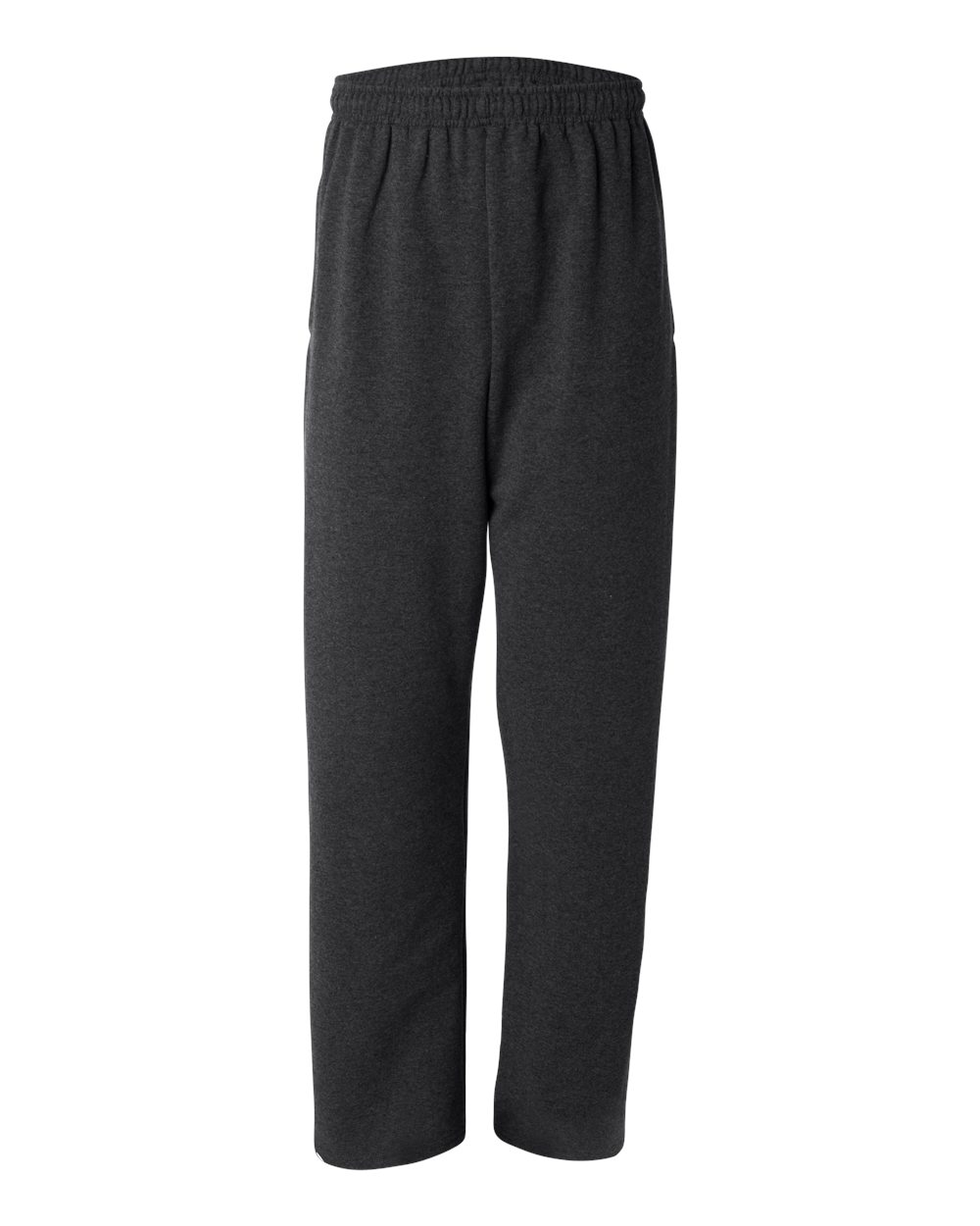 JERZEES-Mens-NuBlend-Open-Bottom-Sweatpants-with-Pockets-974MPR-up-to-3XL thumbnail 12