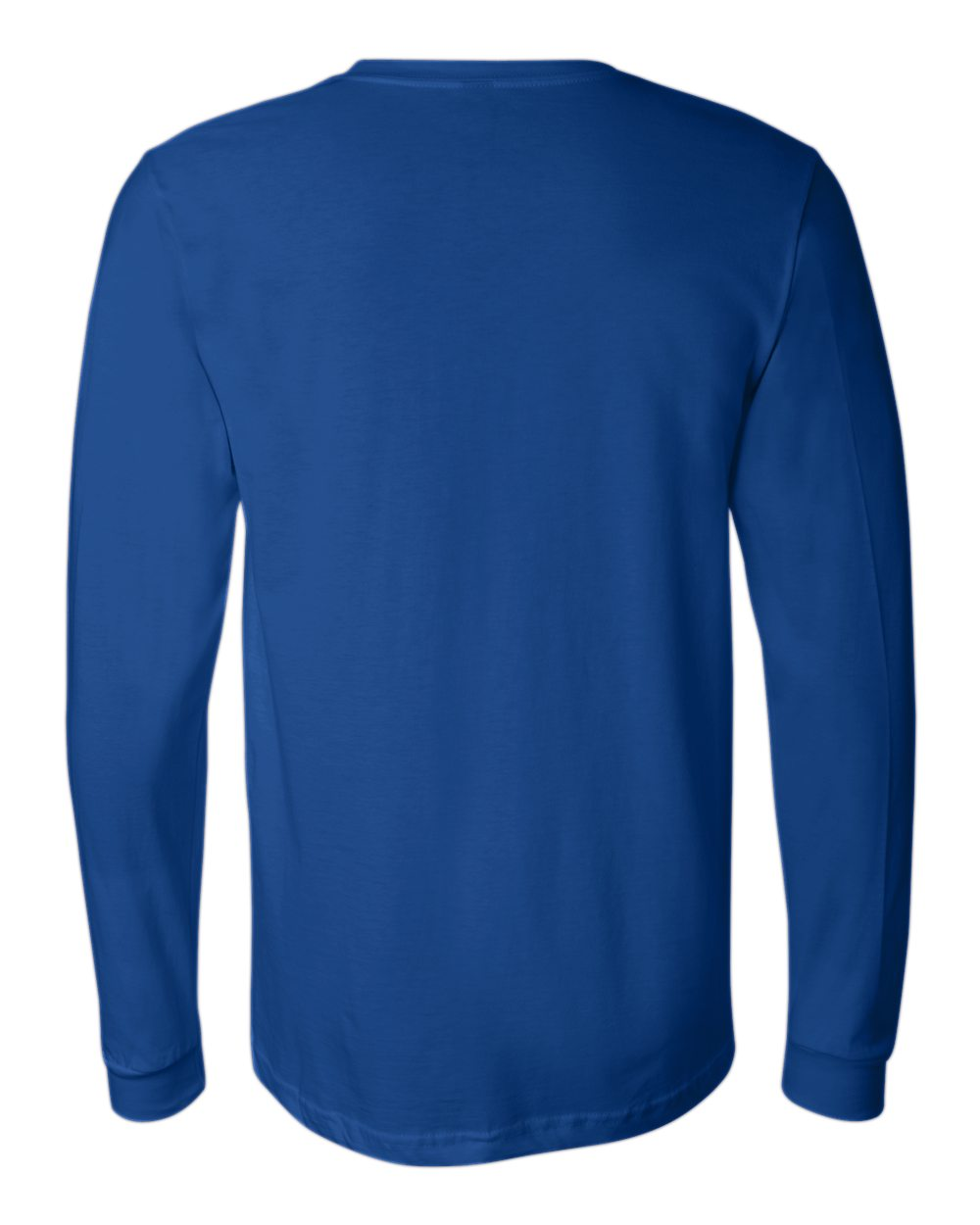 Bella-Canvas-Mens-Blank-Top-Long-Sleeve-Jersey-Tee-T-Shirt-3501-up-to-3XL thumbnail 111