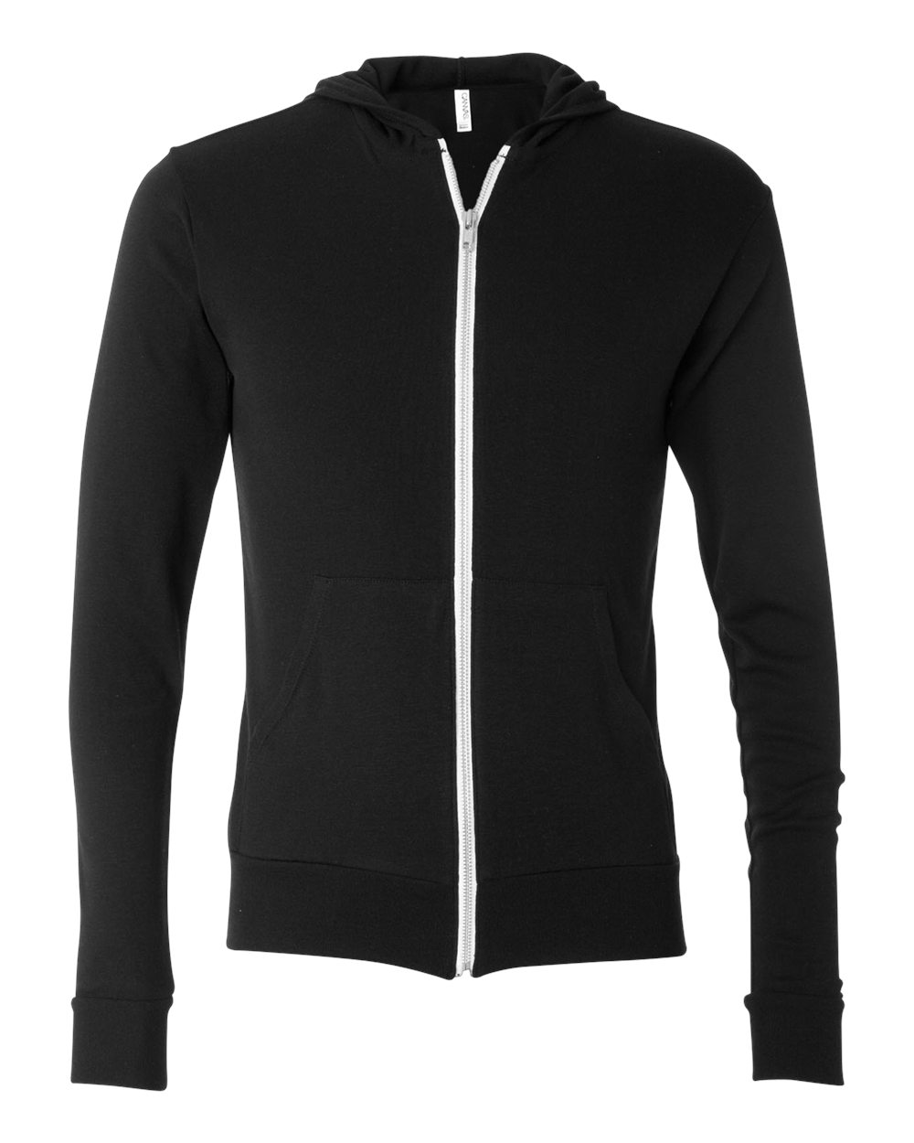 Bella-Canvas-Unisex-Triblend-Lightweight-Hooded-Full-Zip-T-Shirt-3939-upto-2XL thumbnail 27