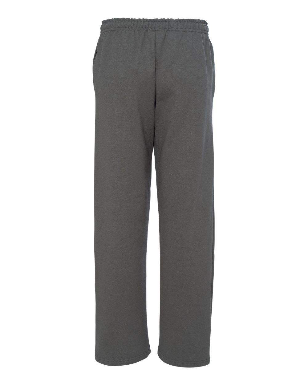 Gildan-Mens-DryBlend-Open-Bottom-Pocket-Sweatpants-12300-up-to-2XL thumbnail 10