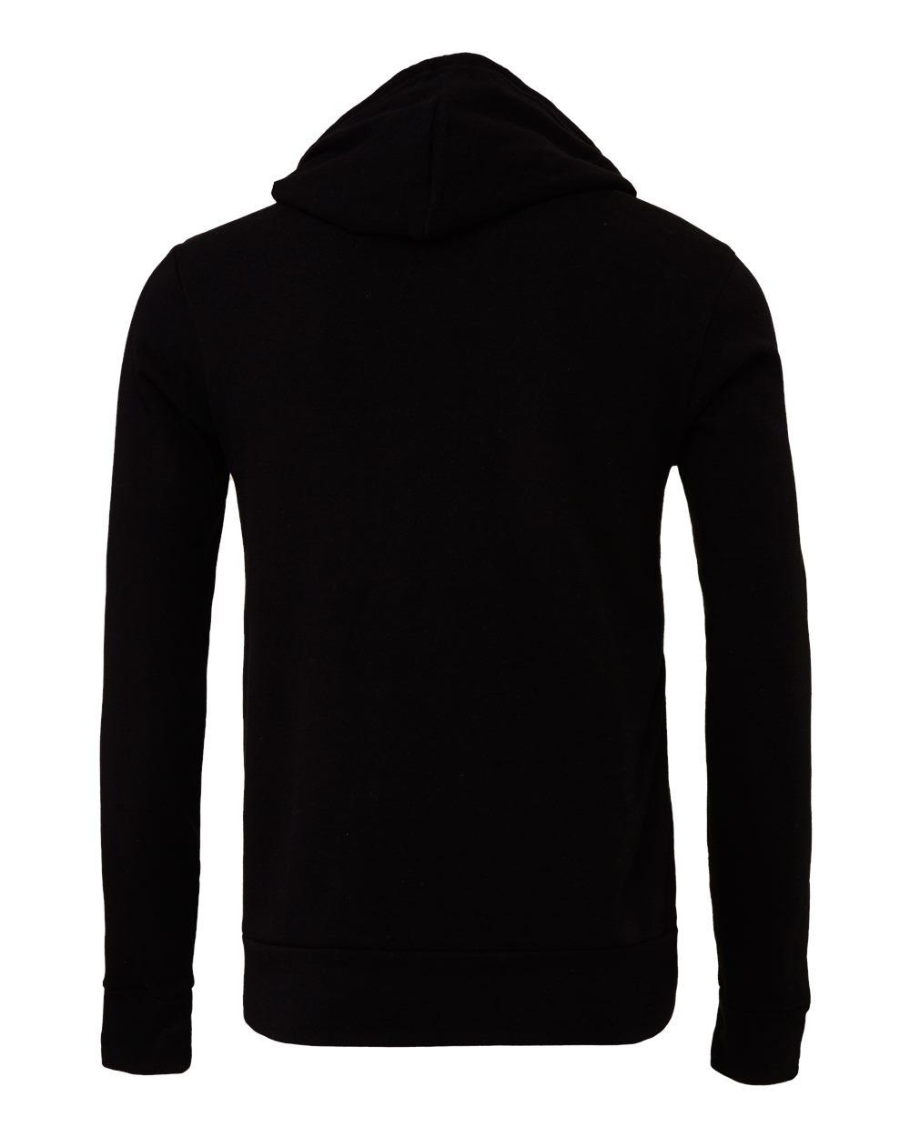 Bella-Canvas-Unisex-Sponge-Hooded-Pullover-Sweatshirt-Blank-3719-up-to-2XL thumbnail 12