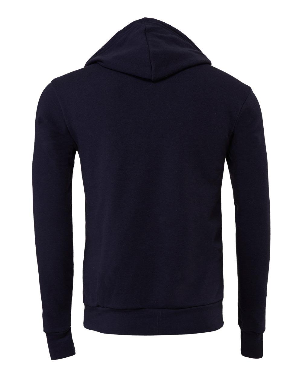 Bella-Canvas-Unisex-Sponge-Hooded-Pullover-Sweatshirt-Blank-3719-up-to-2XL thumbnail 80
